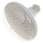 E27 10W 7000K 635-Lumen 127-LED White Light Bulb (180~240V)