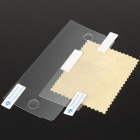 Protective Mirror Full Screen Guards w/ Cleaning Cloth for Nintendo 3DS (2-Piece Pack)