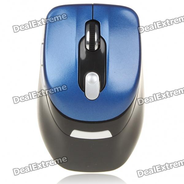 все цены на 2.4GHz 500/1000DPI Wireless Optical Mouse w/ USB 2.0 Receiver - Blue (1 x AAA)