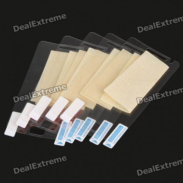 Protective Screen Protectors for Samsung i9100 Galaxy S2 (5-Piece Pack)