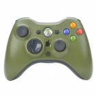 Genuine Refurbished Wireless Game Controller for XBox 360 - Dark Green (2 x AA)