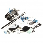 450 V3 6-CH R/C Helicopter DIY Assembly Set - Black