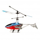USB Rechargeable 2.4GHz 4-CH R/C Helicopter w/ Gyroscope - Blue + Red