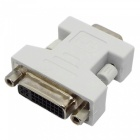 DVI 24+1/F to VGA/M Adapter