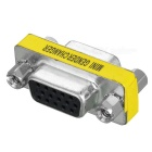 HDB15 / F para HDB15 / F Mini Gender Changer Adapter
