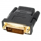 HDMI/F to DVI 24+5/M Adapter