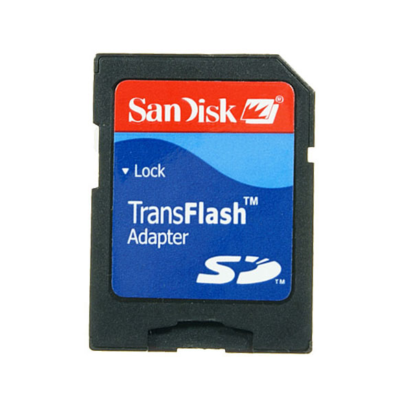 SanDisk TF Adapter Replacement Shell (2-Pack)