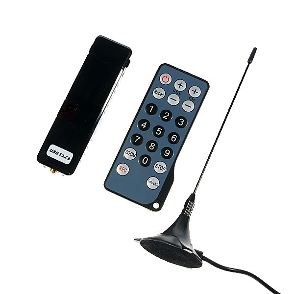 Super Mini DVB-T USB 2.0 Digital TV Tuner (Europe)