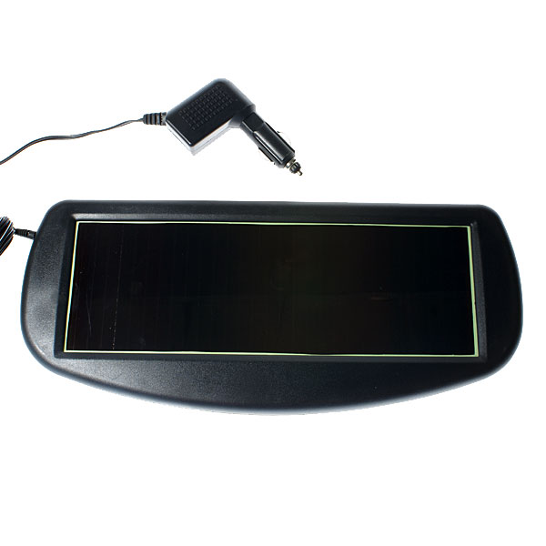 12V 85mA Solar Power Car Battery Recharging Panel