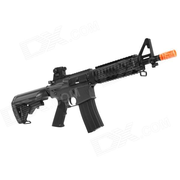 Tokyo Marui Light Pro M4 CQB AEGBB guns amd Accessories<br>ColorBlackBrandTokyo MaruiModelM4 CQB EBB Light ProQuantity1 SetMaterialABSSpecificationGenuine Tokyo Marui Light Pro M4 CQB AEGPacking List- Packing List:- 1 x Tokyo Marui Light Pro M4 CQB AEG- 1 x set of accessories- 1 x instruction manual- 1 x original packaging<br><br>Disclaimer: All Airsoft Guns are NOT real firearms. All airsoft guns sold to US customers are affixed with an orange tip permanently. DX.com comply 100% with our local and federal law and regulations. DX.com cannot follow, update or be hold responsible for your local laws and regulations. Buyers are required to be responsible, acknowledge and obey your local law and regulations.* Attention:&amp;nbsp;&amp;nbsp;1) Brazil customs may require CII when importing the goods and please make sure Brazils clients responsibility to apply locally.&amp;nbsp;2) Tokyo Marui airsoft products are supplied by Genuine manufacturer. Hazardous materials such as explosives and batteries are not included in a goods package of these. They contain no gun powder, and function below 2 joule - Power (Muzzle Velocity) under limitation.<br>