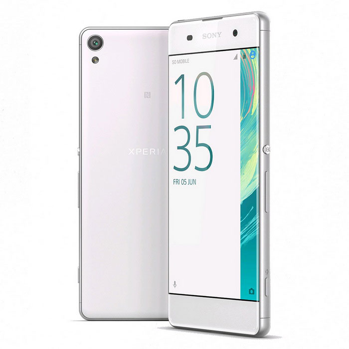 Sony Xperia XA F3116 2GB RAM 16GB ROM Dual SIM - WhiteAndroid Phones<br>Form ColorWhiteRAM2GBROM16GBBrandSONYModelF3116Quantity1 DX.PCM.Model.AttributeModel.UnitMaterialmetal + glassShade Of ColorWhitePower AdapterUSBNetwork Type2G,3GBand DetailsGSM850, GSM900, GSM1800, GSM1900, UMTS850 (B5), UMTS900 (B8), UMTS1900 (B2), UMTS2100 (B1), LTE2100 (B1), LTE850 (B5), LTE1800 (B3), LTE2600 (B7), LTE900 (B8), TD-LTE2600 (B38), TD-LTE2300 (B40), TD-LTE1900 (B39), LTE700 (B28)Data TransferGPRS,HSDPA,EDGE,LTE,HSUPANetwork ConversationDual-Party ConversationsWLAN Wi-Fi 802.11 a,b,g,nSIM Card TypeNano SIMSIM Card Quantity2Network StandbySingle StandbyGPSYesNFCYesBluetooth VersionBluetooth V4.1Operating SystemOthers,Android 6.0.1CPU ProcessorMediaTek MT6755  Octa-core (4x2.0 GHz Cortex-A53 &amp; 4x1.0 GHz)CPU Core QuantityOcta-CoreGPUMali-T860MP2Languagenot specifyAvailable Memory8.2GBMemory CardmicroSDMax. Expansion Supported256GBSize Range5.0~5.4 inchesTouch Screen TypeYesScreen Resolution1280*720Screen Size ( inches)5.0Camera Pixel13.0MPFront Camera Pixels8 DX.PCM.Model.AttributeModel.UnitVideo Recording Resolution1080p@30fpsFlashYesAuto FocusYesTouch FocusYesOther Camera Features1/3 sensor size, geo-tagging, face detection, HDR, panoramaTalk Time10 DX.PCM.Model.AttributeModel.UnitStandby Time466 DX.PCM.Model.AttributeModel.UnitBattery Capacity2300 DX.PCM.Model.AttributeModel.UnitfeaturesWi-Fi,GPS,FM,Bluetooth,NFCSensorProximity,Compass,AccelerometerWaterproof LevelIPX0 (Not Protected)I/O InterfaceMicro USB v2.0JAVANoRadio TunerFMReference Websites== Will this mobile phone work with a certain mobile carrier of yours? ==Packing ListXperia XA F3116 * 1Manual * 1Headset * 1 Charger * 1 USB Cable * 1<br>