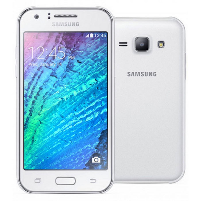 Samsung Galaxy J3 J320H 1.5GB RAM 8GB ROM Dual SIM - WhiteAndroid Phones<br>Form ColorWhiteRAM1.5GBROM8GBBrandSamsungModelJ320HQuantity1 DX.PCM.Model.AttributeModel.UnitMaterialplastic + glassShade Of ColorWhiteTypeBrand NewPower AdapterUSBNetwork Type2G,3GBand DetailsGSM850, GSM900, GSM1800, GSM1900, UMTS850 (B5), UMTS900 (B8), UMTS1900 (B2), UMTS2100 (B1)Data TransferGPRS,HSDPA,EDGE,HSUPANetwork ConversationDual-Party ConversationsWLAN Wi-Fi 802.11 b,g,nSIM Card TypeMicro SIMSIM Card Quantity2Network StandbyDual Network StandbyGPSA-GPSNFCNoBluetooth VersionBluetooth V4.1Operating SystemOthers,Android 5.1.1CPU ProcessorSpreadtrum SC9830A (Quad-core 1.5 GHz Cortex-A7)CPU Core QuantityQuad-CoreGPUMali-400Languagenot specifyAvailable Memory4.4GBMemory CardmicroSDMax. Expansion Supported128GBSize Range5.0~5.4 inchesTouch Screen TypeYesScreen Resolution1280*720MultitouchOthers,YesScreen Size ( inches)5.0Camera Pixel8.0MPFront Camera Pixels5 DX.PCM.Model.AttributeModel.UnitVideo Recording Resolution1080p@30fpsFlashYesAuto FocusYesTouch FocusYesOther Camera FeaturesGeo-tagging, face detection, HDRTalk Time22 DX.PCM.Model.AttributeModel.UnitStandby Time349 DX.PCM.Model.AttributeModel.UnitBattery Capacity2600 DX.PCM.Model.AttributeModel.UnitfeaturesWi-Fi,GPS,FM,BluetoothSensorProximity,AccelerometerWaterproof LevelIPX0 (Not Protected)I/O InterfaceMicro USB v2.0Format SupportedYesJAVANoRadio TunerFMReference Websites== Will this mobile phone work with a certain mobile carrier of yours? ==Packing List1 * Galaxy J3 Smartphone1 * USB cable1 * charger1 * Quick start guide<br>