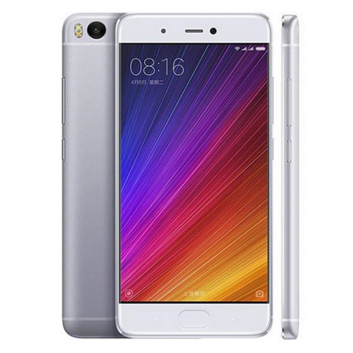 XIAOMI 5S Phone w/ 4GB RAM, 128GB ROM, Dual SIM - White + SilverAndroid Phones<br>Form ColorWhiteRAM4GBROM128GBBrandXiaomiModel5sQuantity1 DX.PCM.Model.AttributeModel.UnitMaterialPlastic + MetalShade Of ColorWhiteTypeBrand NewPower AdapterUSBHousing Case MaterialPlasticNetwork Type2G,3G,4GBand DetailsGSM850, GSM900, GSM1800, GSM1900, CDMA800 (BC0), UMTS850 (B5), UMTS900 (B8), UMTS1900 (B2), UMTS2100 (B1), LTE2100 (B1), TD-SCDMA2000, LTE850 (B5), TD-SCDMA1900, LTE1800 (B3), LTE2600 (B7), LTE900 (B8), TD-LTE2600 (B38), TD-LTE2500 (B41), TD-LTE2300 (B40), TD-LTE1900 (B39)Data TransferGPRS,HSDPA,EDGE,LTE,HSUPANetwork ConversationOne-Party Conversation OnlyWLAN Wi-Fi 802.11 a,b,g,n,acSIM Card TypeNano SIMSIM Card Quantity2Network StandbyDual Network StandbyGPSYesNFCYesBluetooth VersionBluetooth V4.2Operating SystemAndroid 6.0CPU ProcessorQualcomm Snapdragon 821 2150 MHzCPU Core QuantityQuad-CoreLanguageEnglish, Afrikaans, Bahasa Indonesia, Bahasa Melayu, Catala, Cestina,Dansk, Deutsch,<br> Espanol, Filipino, French, Hrvatski, IsiZulu, Italiano, Kiswahili,Latviesu, Lietuviu, <br>Magyar, Nederlands, Norsk bokmal, Portuguese, Romana,Rumantsch, Slovencina, Slovenscina, <br>Suomi, Svenska, Vietnamese, Turkish,Greek, Bulgarian, Russian, Serbian, Ukrainian, Hebrew, Urdu, <br>Arabic, Persian, Thai, Khmer, Korean, Japanese, Simplified/Traditional ChineseAvailable Memory119.2GBMemory CardN/ASize Range5.0~5.4 inchesTouch Screen TypeTFTScreen Resolution1920*1080Multitouch5Screen Size ( inches)Others,5.1Camera Pixel12.0MPFront Camera Pixels4.1 DX.PCM.Model.AttributeModel.UnitVideo Recording Resolution2160p@30fpsFlashYesTouch FocusYesTalk Time20 DX.PCM.Model.AttributeModel.UnitStandby Time75 DX.PCM.Model.AttributeModel.UnitBattery Capacity3200 DX.PCM.Model.AttributeModel.UnitQuick ChargeyesfeaturesWi-Fi,GPS,Bluetooth,NFC,OTGSensorG-sensor,Proximity,Compass,Accelerometer,Barometer,Fingerprint authentication sensorWaterproof LevelIPX0 (Not Protected)I/O Interface3.5mm,USB Type-cJAVAYesT