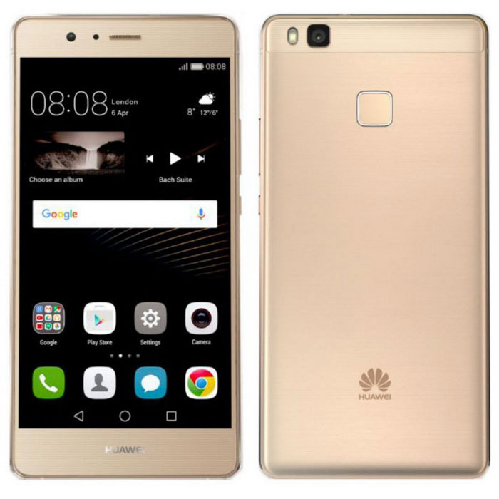 HUAWEI P9 Lite VNS-L31 3GB RAM 16GB ROM Dual SIM - GoldenAndroid Phones<br>Form ColorGoldenRAM3GBROM16GBBrandHUAWEIModelVNS-L31Quantity1 DX.PCM.Model.AttributeModel.UnitMaterialPlastic + metalShade Of ColorGoldTypeBrand NewPower AdapterUSBHousing Case MaterialPlasticNetwork Type2G,3G,4GBand DetailsGSM850, GSM900, GSM1800, GSM1900, CDMA800 (BC0), CDMA1900 (BC1/BC14), UMTS850 (B5), UMTS900 (B8), UMTS1700/2100 (B4), UMTS1900 (B2), UMTS2100 (B1), LTE2100 (B1), TD-SCDMA2000, LTE850 (B5), TD-SCDMA1900, LTE1700/2100 (B4), LTE1800 (B3), LTE2600 (B7), LTE1900 (B2), LTE900 (B8), LTE800 (B20), TD-LTE2600 (B38), TD-LTE2500 (B41), TD-LTE2300 (B40), TD-LTE1900 (B39)Data TransferGPRS,HSDPA,EDGE,LTE,HSUPANetwork ConversationOne-Party Conversation OnlyWLAN Wi-Fi 802.11 b,g,nSIM Card TypeNano SIMSIM Card Quantity2Network StandbyDual Network StandbyGPSYesNFCYesBluetooth VersionBluetooth V4.1Operating SystemAndroid 6.0CPU ProcessorHisilicon Kirin 650 4xA53 2.0GHz, 4xA53 1.7GHzCPU Core QuantityOcta-CoreLanguageNot SpecifyAvailable Memory14.9GBMemory CardmicroSD (uses SIM 2 slot)Max. Expansion Supported128GBSize Range5.0~5.4 inchesTouch Screen TypeIPSScreen Resolution1920*1080Multitouch5Screen Size ( inches)Others,5.2Camera Pixel13.0MPFront Camera Pixels8 DX.PCM.Model.AttributeModel.UnitVideo Recording Resolution1080p@30fpsFlashYesTalk Time18 DX.PCM.Model.AttributeModel.UnitStandby Time630 DX.PCM.Model.AttributeModel.UnitBattery Capacity3000 DX.PCM.Model.AttributeModel.UnitBattery ModeNon-removablefeaturesWi-Fi,GPS,FM,Bluetooth,NFCSensorG-sensor,Proximity,Compass,Fingerprint authentication sensorWaterproof LevelIPX0 (Not Protected)I/O InterfaceMicro USBTV TunerNoRadio TunerFMReference Websites== Will this mobile phone work with a certain mobile carrier of yours? ==Packing List1 * Huawei P9 lite1 * USB cable1 * Charger<br>