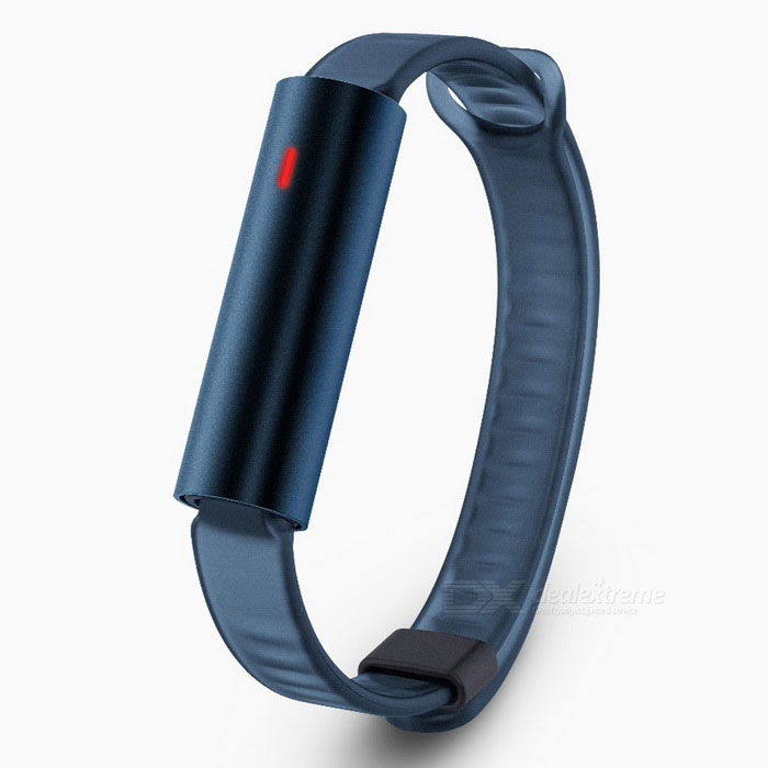 Misfit Ray Fitness + Sleep Tracker - Blue with Blue Sport BandSmart Bracelets<br>Form ColorBlueModelMisfit RayQuantity1 DX.PCM.Model.AttributeModel.UnitMaterialPlastic + metalShade Of ColorBlueWater-proofOthers,50mBluetooth VersionNoOperating SystemOthers,Not SpecifyCompatible OSAndroid devices running software 4.3 and above;<br>iOS 7 and aboveBattery CapacityN/A DX.PCM.Model.AttributeModel.UnitBattery TypeOthers,Three 393 button cellsStandby Time1000 DX.PCM.Model.AttributeModel.UnitPacking List1 * Misfit Ray 1 * Sport Band 3 * 393 button cells1 * Quick Start Guide<br>