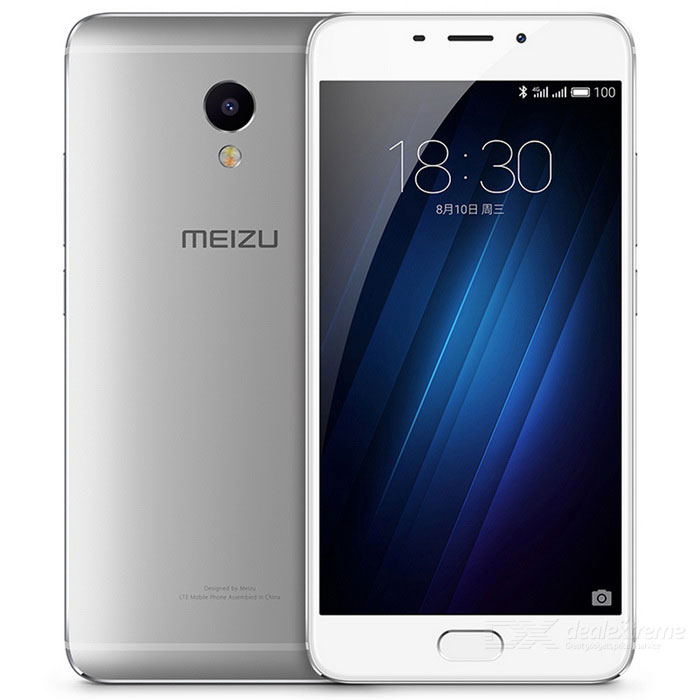 Meizu E Octa-Core 5.5 Dual SIM Phone w/ 3GB RAM + 32GB ROM - WhiteAndroid Phones<br>Form  ColorWhiteRAM3GBROM32GBBrandMEIZUModelEQuantity1 DX.PCM.Model.AttributeModel.UnitMaterialMetalShade Of ColorWhitePower AdapterUSBNetwork Type2G,3G,4GBand DetailsGSM850/900/1800/1900MHz, UMTS850/900/1900/2100MHz, LTE2100/1800/2600MHz, TD-SCDMA2000/1900MHz,TD-LTE2500/2600/2300/1900MHzData TransferGPRS,HSDPA,EDGE,LTE,HSUPAWLAN Wi-Fi 802.11 a,b,g,nSIM Card TypeNano SIMSIM Card Quantity2Network StandbyDual Network StandbyGPSYesInfrared PortYesBluetooth VersionBluetooth V4.1Operating SystemOthers,Flyme OS 5.2.1 powered on AndroidCPU ProcessorMediatek MT6755 Helio P10, 64-bit Octa-Core, ARM Cortex-A53 1.8GHz x 4, ARM Cortex-A53 1.0GHz x 4CPU Core QuantityOcta-CoreGPUARM Mali-T860LanguageEnglish, ChineseAvailable Memory-Max. Expansion Supported128 GBSize Range5.5 inches &amp; OverTouch Screen TypeCapacitive ScreenScreen Resolution1920*1080Screen Size ( inches)5.5Camera Pixel13.0MPFlashYesOther Camera FunctionsRear camera<br>Sony IMX258 CMOS 13 Megapixel; ?/2.2 aperture; 5-element lens; Burst mode; Panorama mode; 0.2s high-speed PDAF; Flash<br><br>Front camera<br>5 megapixel; ?/2.0 aperture; 4-element lens; FotoNation 2.0; Face AETalk Time- DX.PCM.Model.AttributeModel.UnitStandby Time- DX.PCM.Model.AttributeModel.UnitBattery Capacity3100 DX.PCM.Model.AttributeModel.UnitBattery ModeNon-removablefeaturesWi-Fi,GPS,BluetoothSensorG-sensor,Proximity,Compass,Fingerprint authentication sensor,Others,Hall effect sensor, Infrared proximity sensor, gyroscope, ambient light sensor, touch sensorWaterproof LevelIPX0 (Not Protected)I/O InterfaceMini USB,3.5mm,Others,TF cardFormat SupportedVideo: MP4, 3GP, MOV, MKV, AVI, FLV, MPEG; Audio: FLAC, APE, AAC, MKA, OGG, MIDI, M4A, AMR; Image: JPEG, PNG, GIF, BMPReference Websites== Will this mobile phone work with a certain mobile carrier of yours? ==Packing List1 * MEIZU M3E smartphone1 * USB cable1 * Power charger1 * SIM tool1 * User manual<br>