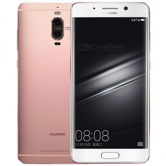 Huawei Mate 9 Pro AL-00 5.5 Dual SIM Phone, 4GB RAM 64GB ROM - PinkAndroid Phones<br>Form  ColorPink RAM4GBROM64GBBrandHUAWEIModelAL-00Quantity1 pieceMaterialN/AShade Of ColorPinkTypeBrand NewPower AdapterOthers,N/ANetwork Type2G,3G,4GBand DetailsGSM850/900/1800/1900MHz; UMTS2100/1900/(1700/2100)/850/800(B6)/900/800(B19)MHz; CDMA800MHz; TD-SCDMA2000/1900MHz; LTE2100/1900/1800/(1700/2100)/850/2600/900/(1700/1800)/800(B19)/800(B20)/700MHz; TD-LTE2600/1900/2300/2500MHzData TransferGPRS,HSDPA,LTE,HSUPAWLAN Wi-Fi 802.11 a,b,g,n,ac,Others,dual-band, DLNA, WiFi Direct, hotspotSIM Card TypeNano SIMSIM Card Quantity2Network StandbyDual Network StandbyGPSYesNFCYesInfrared PortYesBluetooth VersionBluetooth V4.2Operating SystemOthers,Google Android 7.0 (Nougat)CPU ProcessorHiSilicon Honor KIRIN960 Hi3660, 2016, 64 bit, Octa-core 2.4GHz, 16 nmCPU Core QuantityOcta-CoreGPUARM Mail-G71 GPULanguageN/AAvailable MemoryN/AMemory CardN/ASize Range5.5 inches &amp; OverTouch Screen TypeCapacitive ScreenScreen Resolution2560*1440Screen Size ( inches)5.5Camera PixelOthers,Dual 20 MP +12 MPFront Camera Pixels8 MPVideo Recording Resolution2160p@30fpsFlashYesAuto FocusYesTouch FocusYesOther Camera FunctionsPrimary camera:<br>Dual 20 MP +12 MP, f/2.2, OIS, 2x zoom, Leica optics, phase detection &amp; laser autofocus, dual-LED (dual tone) flash;<br>Geo-tagging, touch focus, face/smile detection, panorama, HDR;<br>Secondary camera:<br>8 MP, f/1.9, 1080PTalk Time30 hourStandby Time504 hourBattery Capacity4000 mAhBattery ModeNon-removablefeaturesWi-Fi,GPS,FM,Bluetooth,NFCSensorProximity,Compass,Accelerometer,Gesture,Barometer,Fingerprint authentication sensor,Others,Gyro, Hall sensor, Light sensorWaterproof LevelIPX0 (Not Protected)I/O InterfaceUSB Type-c,Others,Type-C v2.0, Type-C 1.0 reversible connectorFormat SupportedMP3/MP4/3GP/WMA/OGG/AMR/AAC/FLAC/WAV/MIDI/RA; MIDI/MP3/AAC; PNG/GIF/JPG/BMP/WEBP/WBMPJAVANoRadio TunerFMOther Features- Fast battery charging<br>- DivX/XviD/MP4/H.265/WMV player<br>- MP3/eAAC+/WMA/WAV/Flac player<br>- Document editor<br>- Photo/video editorReference Websites== Will this mobile phone work with a certain mobile carrier of yours? ==Packing List1 x Smart phone1 x Power supply1 x USB Type-C charging cable1 x In-Ear headphone1 x SIM tool1 x User manual<br>
