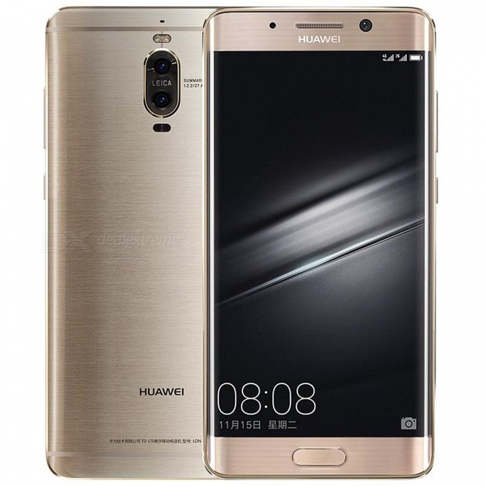 Huawei Mate 9 Pro AL-00 5.5 Dual SIM Phone, 6GB RAM 128GB ROM- GoldenAndroid Phones<br>Form  ColorGoldenRAM6GBROM128GBBrandHUAWEIModelAL-00Quantity1 pieceMaterialN/AShade Of ColorGoldTypeBrand NewPower AdapterOthers,CN PlugNetwork Type2G,3G,4GBand DetailsGSM850/900/1800/1900MHz; UMTS2100/1900/(1700/2100)/850/800(B6)/900/800(B19)MHz; CDMA800MHz; TD-SCDMA2000/1900MHz; LTE2100/1900/1800/(1700/2100)/850/2600/900/(1700/1800)/800(B19)/800(B20)/700MHz; TD-LTE2600/1900/2300/2500MHzData TransferGPRS,HSDPA,LTE,HSUPAWLAN Wi-Fi 802.11 a,b,g,n,ac,Others,dual-band, DLNA, WiFi Direct, hotspotSIM Card TypeNano SIMSIM Card Quantity2Network StandbyDual Network StandbyGPSYesNFCYesInfrared PortYesBluetooth VersionBluetooth V4.2Operating SystemOthers,Google Android 7.0 (Nougat)CPU ProcessorHiSilicon Honor KIRIN960 Hi3660, 2016, 64 bit, Octa-core 2.4GHz, 16 nmCPU Core QuantityOcta-CoreGPUARM Mail-G71 GPULanguageN/AAvailable MemoryN/AMemory CardN/ASize Range5.5 inches &amp; OverTouch Screen TypeCapacitive ScreenScreen Resolution2560*1440Screen Size ( inches)5.5Camera PixelOthers,Dual 20 MP +12 MPFront Camera Pixels8 MPVideo Recording Resolution2160p@30fpsFlashYesAuto FocusYesTouch FocusYesOther Camera FunctionsPrimary camera:<br>Dual 20 MP +12 MP, f/2.2, OIS, 2x zoom, Leica optics, phase detection &amp; laser autofocus, dual-LED (dual tone) flash;<br>Geo-tagging, touch focus, face/smile detection, panorama, HDR;<br>Secondary camera:<br>8 MP, f/1.9, 1080PTalk Time30 hourStandby Time504 hourBattery Capacity4000 mAhBattery ModeNon-removablefeaturesWi-Fi,GPS,FM,Bluetooth,NFCSensorProximity,Compass,Accelerometer,Gesture,Barometer,Fingerprint authentication sensor,Others,Gyro, Hall sensor, Light sensorWaterproof LevelIPX0 (Not Protected)I/O InterfaceUSB Type-c,Others,Type-C v2.0, Type-C 1.0 reversible connectorFormat SupportedMP3/MP4/3GP/WMA/OGG/AMR/AAC/FLAC/WAV/MIDI/RA; MIDI/MP3/AAC; PNG/GIF/JPG/BMP/WEBP/WBMPJAVANoRadio TunerFMOther Features- Fast battery charging<br>- DivX/XviD/MP4/H.265/WMV player<br>- MP3/eAAC+/WMA/WAV/Flac player<br>- Document editor<br>- Photo/video editorReference Websites== Will this mobile phone work with a certain mobile carrier of yours? ==Packing List1 x Huawei Mate 9 Pro1 x Power supply1 x USB Type-C charging cable1 x In-Ear headphone1 x SIM tool1 x User manual<br>