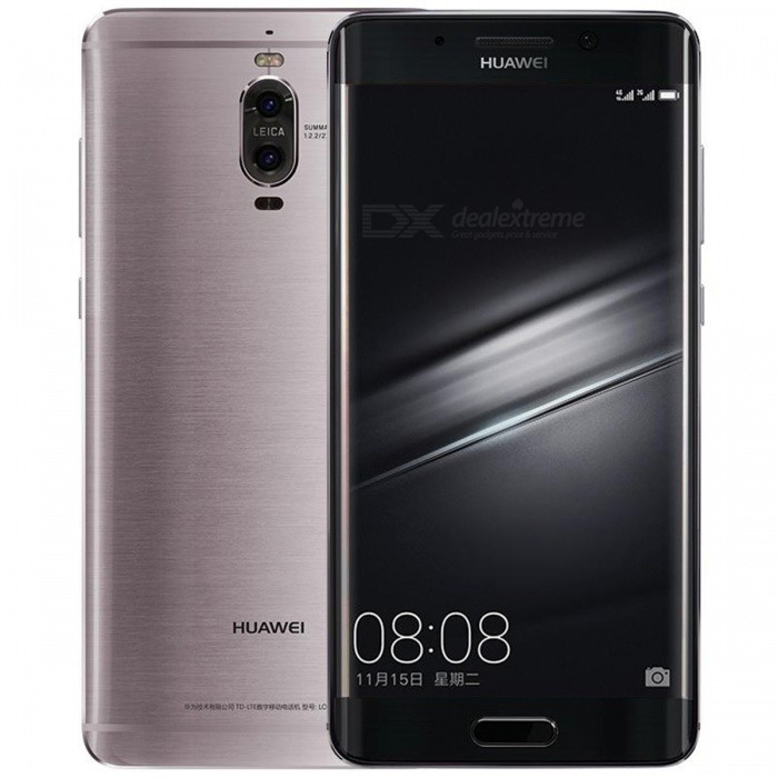Huawei Mate 9 Pro AL-00 5.5 Dual SIM Phone, 4GB RAM 64GB ROM - GrayAndroid Phones<br>Form  ColorGrayRAM4GBROM64GBBrandHUAWEIModelAL-00Quantity1 pieceMaterialN/AShade Of ColorGrayTypeBrand NewPower AdapterOthers,n/aNetwork Type2G,3G,4GBand DetailsGSM850/900/1800/1900MHz; UMTS2100/1900/(1700/2100)/850/800(B6)/900/800(B19)MHz; CDMA800MHz; TD-SCDMA2000/1900MHz; LTE2100/1900/1800/(1700/2100)/850/2600/900/(1700/1800)/800(B19)/800(B20)/700MHz; TD-LTE2600/1900/2300/2500MHzData TransferGPRS,HSDPA,LTE,HSUPAWLAN Wi-Fi 802.11 a,b,g,n,ac,Others,dual-band, DLNA, WiFi Direct, hotspotSIM Card TypeNano SIMSIM Card Quantity2Network StandbyDual Network StandbyGPSYesNFCYesInfrared PortYesBluetooth VersionBluetooth V4.2Operating SystemOthers,Google Android 7.0 (Nougat)CPU ProcessorHiSilicon Honor KIRIN960 Hi3660, 2016, 64 bit, Octa-core 2.4GHz, 16 nmCPU Core QuantityOcta-CoreGPUARM Mail-G71 GPULanguageN/AAvailable MemoryN/AMemory CardN/ASize Range5.5 inches &amp; OverTouch Screen TypeCapacitive ScreenScreen Resolution2560*1440Screen Size ( inches)5.5Camera PixelOthers,Dual 20 MP +12 MPFront Camera Pixels8 MPVideo Recording Resolution2160p@30fpsFlashYesAuto FocusYesTouch FocusYesOther Camera FunctionsPrimary camera:<br>Dual 20 MP +12 MP, f/2.2, OIS, 2x zoom, Leica optics, phase detection &amp; laser autofocus, dual-LED (dual tone) flash;<br>Geo-tagging, touch focus, face/smile detection, panorama, HDR;<br>Secondary camera:<br>8 MP, f/1.9, 1080PTalk Time30 hourStandby Time504 hourBattery Capacity4000 mAhBattery ModeNon-removablefeaturesWi-Fi,GPS,FM,Bluetooth,NFCSensorProximity,Compass,Accelerometer,Gesture,Barometer,Fingerprint authentication sensor,Others,Gyro, Hall sensor, Light sensorWaterproof LevelIPX0 (Not Protected)I/O InterfaceUSB Type-c,Others,Type-C v2.0, Type-C 1.0 reversible connectorFormat SupportedMP3/MP4/3GP/WMA/OGG/AMR/AAC/FLAC/WAV/MIDI/RA; MIDI/MP3/AAC; PNG/GIF/JPG/BMP/WEBP/WBMPJAVANoRadio TunerFMOther Features- Fast battery charging<br>- DivX/XviD/MP4/H.265/WMV player<br