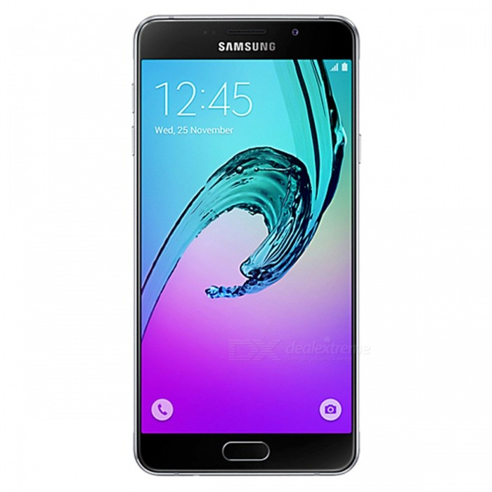 Samsung Galaxy A7 2016 A710FD Dual SIM Phone, 3GB RAM 16GB ROM - BlackAndroid Phones<br>Form ColorBlackRAM3GBROM16GBBrandSamsungModelA710FDQuantity1 setMaterialMetal + GlassShade Of ColorBlackTypeBrand NewPower AdapterUK PlugNetwork Type2G,3G,4GBand DetailsGSM 850/900/1800/1900MHz; UMTS 2100/1900/850/900MHz; LTE 2100/1800/850/2600/900/800MHz; TD-LTE 2300MHzData TransferGPRS,HSDPA,LTE,HSUPAWLAN Wi-Fi 802.11 a,b,g,n,Others,dual-band, WiFi Direct, hotspotSIM Card TypeNano SIMSIM Card Quantity2Network StandbyDual Network StandbyGPSYesNFCYesBluetooth VersionBluetooth V4.1Operating SystemOthers,Google Android 5.1.1 (Lollipop)CPU ProcessorSamsung Exynos 7 Octa 7580, 2015, 64 bit, Octa-core 1.6GHz, 28 nmCPU Core QuantityOcta-CoreGPUARM Mali-T720 GPULanguageN/AAvailable Memory10.8GBMemory CardmicroSDMax. Expansion Supported256GBSize Range5.5 inches &amp; OverTouch Screen TypeCapacitive ScreenScreen Resolution1920*1080Screen Size ( inches)5.5Screen Edge2.5D Curved EdgeCamera Pixel13.0MPFront Camera Pixels5 MPVideo Recording Resolution1080p@30fpsFlashYesAuto FocusYesTouch FocusYesOther Camera FunctionsPrimary camera:<br>13 MP, f/1.9, 28mm, OIS, autofocus, LED flash;<br>Geo-tagging, touch focus, face detection, panorama, HDR;<br>Secondary camera<br>5 MP, f/1.9, 24mm, 1080PTalk Time17 hoursStandby Time322 hoursBattery Capacity3300 mAhBattery ModeNon-removablefeaturesWi-Fi,GPS,FM,Bluetooth,NFCSensorProximity,Compass,Accelerometer,Fingerprint authentication sensor,Others,Hall sensor, Light sensorWaterproof LevelIPX0 (Not Protected)I/O InterfaceSIM Slot,Micro USB v2.0,Others,Micro SDJAVANoRadio TunerFMOther Features- Fast battery charging<br>- ANT+ support<br>- MP4/WMV/H.264 player<br>- MP3/WAV/WMA/eAAC+/FLAC player<br>- Photo/video editor<br>- Document viewerReference Websites== Will this mobile phone work with a certain mobile carrier of yours? ==Packing List1 x Smart phone1 x Power supply1 x Micro USB charging cable1 x SIM tool1 x User manual<br>
