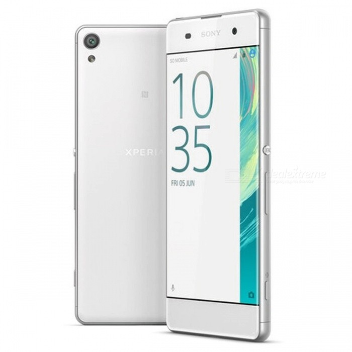 Sony Xperia X F5121 5.0 Single SIM Phone, 3GB RAM + 32GB ROM - WhiteAndroid Phones<br>Form ColorWhiteRAM3GBROM32GBBrandSONYModelF5121Quantity1 pieceMaterialN/AShade Of ColorWhiteTypeBrand NewPower AdapterUK PlugNetwork Type2G,3G,4GBand DetailsGSM 850/900/1800/1900MHz;  UMTS 2100/1900/(1700/2100)/850/800(B6)/900/800(B19)MHz;  LTE 2100/1900/1800/(1700/2100)/850(B5)/2600/900/700(B12)/700(B17)/800(B19)/800(B20)/850  (B26)/700(B28)MHz;  TD-LTE 2600/1900/2300/2500MHz.Data TransferGPRS,HSDPA,LTE,HSUPAWLAN Wi-Fi 802.11 a,b,g,n,ac,Others,dual-band, Wi-Fi Direct, DLNA, hotspotSIM Card TypeNano SIMSIM Card Quantity1Network StandbySingle StandbyGPSYesNFCYesInfrared PortNoBluetooth VersionBluetooth V4.2,Others,A2DP, aptX, LEOperating SystemOthers,Google Android 6.0.1 (Marshmallow)CPU ProcessorQualcomm Snapdragon 618 MSM8956 / Snapdragon 650, 2015, 64 bit, Hexa-core 1.8GHz, 1024 Kbyte L2, 28 nmCPU Core QuantityHexa-CoreGPUQualcomm Adreno 510 GPULanguageN/AAvailable MemoryN/AMemory CardMicro SDMax. Expansion Supported256GBSize Range5.0~5.4 inchesTouch Screen TypeCapacitive ScreenScreen Resolution1920*1080Screen Size ( inches)5.0Camera PixelOthers,23MPFront Camera Pixels13 MPVideo Recording Resolution1080p@30fps, 1080p@60fpsFlashYesAuto FocusYesTouch FocusYesOther Camera FunctionsPrimary camera:<br>23 MP, f/2.0, 24mm, phase detection autofocus, LED flash; 1/2.3 sensor size, geo-tagging, touch focus, face detection, HDR, panorama;<br>Secondary camera:<br>13 MP, f/2.0, 22mm, 1/3 sensor size, 1080p.Talk TimeN/A hourStandby TimeN/A hourBattery Capacity2620 mAhBattery ModeNon-removablefeaturesWi-Fi,GPS,FM,Bluetooth,NFCSensorProximity,Compass,Accelerometer,Barometer,Others,Fingerprint (side-mounted), hall sensor, light sensor, step counterWaterproof LevelIPX0 (Not Protected)I/O InterfaceMicro USB,Micro USB v2.0,Others,USB HostFormat SupportedMIDI/MP3/AAC; MP4/3GP/AVC/AVI/MPEG-4; JPEG/PNG/GIF/BMPJAVANoRadio TunerFMOther Features- Fast battery charging: 60% in 30 min (Quick Charge 2.0)<br>- Xvid/MP4/H.265 player<br>- MP3/eAAC+/WAV/Flac player<br>- Document viewer<br>- Photo/video editorReference Websites== Will this mobile phone work with a certain mobile carrier of yours? ==Packing List1 x Sony Xperia X F5121 Smartphone1 x Power adapter1 x Micro USB charging cable1 x SIM tool1 x User manual<br>