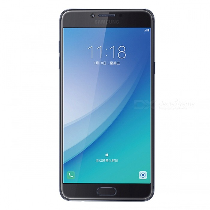 Samsung Galaxy C7 Pro C7010 Phone w/ 4GB RAM, 64GB ROM - BlueAndroid Phones<br>Form ColorBlueRAM4GBROM64GBBrandSamsungModelC7010Quantity1 setMaterialAluminium alloyShade Of ColorBlueTypeBrand NewPower AdapterUK PlugTime of Release2017Network Type2G,3G,4GBand DetailsGSM850/900/1800/1900;  UMTS2100 (B1), UMTS1900 (B2), UMTS850 (B5), UMTS900 (B8); CDMA800 (BC0), TD-SCDMA2000,  TD-SCDMA1900; LTE2100 (B1),  LTE1800 (B3), LTE2600 (B7), LTE900 (B8), TD-LTE2600 (B38), TD-LTE1900 (B39), TD-LTE2300 (B40), TD-LTE2500 (B41)Data TransferGPRS,HSDPA,EDGE,LTE,HSUPAWLAN Wi-Fi 802.11 a,b,g,n,acSIM Card TypeNano SIMSIM Card Quantity2Network StandbyDual Network StandbyGPSYes,A-GPSNFCYesBluetooth VersionBluetooth V4.2Operating SystemOthers,Android 6.0 MarshmallowCPU ProcessorQualcomm Snapdragon 626 MSM8953 Pro, 2016, 64 bit, octa-core, 14 nm, Qualcomm Adreno 506 GPUCPU Core QuantityOcta-CoreGPUQualcomm Adreno 506LanguageNot SpecifyAvailable Memory64GBMemory CardmicroSDMax. Expansion Supported256GBSize Range5.5 inches &amp; OverTouch Screen TypeSuper AMOLEDScreen Resolution1920*1080MultitouchOthers,YesScreen Size ( inches)5.7Camera PixelOthers,16.0MPFront Camera Pixels16.0 MPVideo Recording Resolution1920x1080P; 30 fpsFlashYesAuto FocusCD AFTouch FocusYesOther Camera FunctionsHDR photo, HDR video, Red-eye reduction, Slow motion video, Touch focus, Macro mode, Panorama Photo, Face detection, Face tagging, Smile detectionTalk TimeN/A hourStandby TimeN/A hourBattery Capacity3300 mAhBattery ModeNon-removableQuick ChargeYesfeaturesWi-Fi,GPS,FM,Bluetooth,NFC,OTGSensorProximity,Compass,Accelerometer,Fingerprint authentication sensor,Others,Light sensor, GyroscopeWaterproof LevelIPX0 (Not Protected)I/O InterfaceUSB Type-c,OTGRadio TunerFMReference Websites== Will this mobile phone work with a certain mobile carrier of yours? ==Packing List1 x Smartphone1 x Power Adapter1 x Type-C Charging Cable1 x User Manual<br>