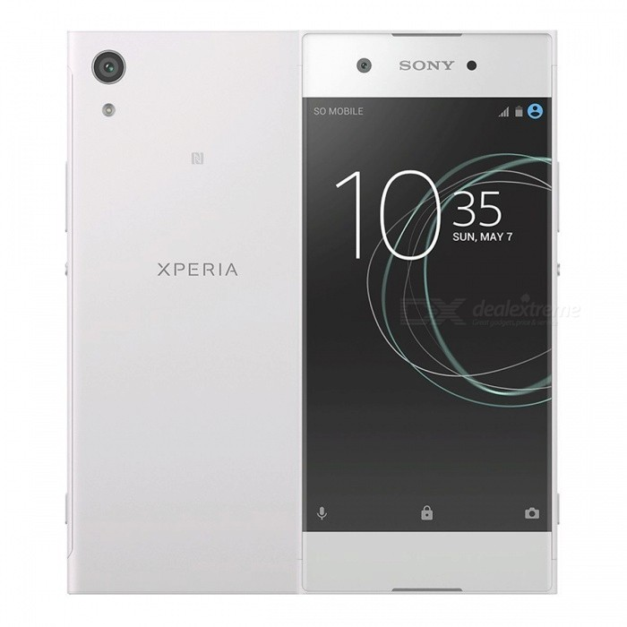 SONY Xperia XA1 G3116 Dual 4G 5.0 Phone w/ 3+32GB - WhiteAndroid Phones<br>Form  ColorWhiteRAM3GBROM32GBBrandSONYModelG3116Quantity1 setMaterialMetal + GlassShade Of ColorWhiteTypeBrand NewPower AdapterEU PlugTime of Release2017Network Type2G,3G,4GBand DetailsGSM850/900/1800/1900;  UMTS2100 (B1), UMTS1900 (B2), UMTS850 (B5),  UMTS900 (B8); LTE2100 (B1), LTE1800 (B3), LTE850 (B5), LTE2600 (B7), LTE900 (B8), LTE700 (B28), TD-LTE2600 (B38), TD-LTE1900 (B39), TD-LTE2300 (B40), TD-LTE2500 (B41)Data TransferGPRS,HSDPA,EDGE,LTE,HSUPAWLAN Wi-Fi 802.11 a,b,g,n,Others,DLNA, Miracast, Wi-Fi DirectSIM Card TypeNano SIMSIM Card Quantity2Network StandbyDual Network StandbyGPSYes,A-GPSNFCYesBluetooth VersionBluetooth V4.2Operating SystemOthers,Google Android 7.0 (Nougat)CPU ProcessorMediaTek MT6757 (Helio P20), 2016, 64 bit, octa-core, 16 nm, 2340 MHzCPU Core QuantityOcta-CoreGPUARM Mali-T880MP2, 800 MHzLanguageNot SpecifyAvailable Memory32GBSize Range5.0~5.4 inchesTouch Screen TypeCapacitive ScreenScreen Resolution1280*720MultitouchOthers,YesScreen Size ( inches)5.0Camera PixelOthers,23MPFront Camera Pixels8.0 MPVideo Recording Resolution1920x1080 pixel, 30 fpsFlashYesAuto FocusLaser AFTouch FocusYesOther Camera FunctionsHDR photo, Red-eye reduction, Touch focus, Macro mode, Panorama Photo, Face detection, Face tagging, Smile detection, Face retouchTalk Time11.3 hoursStandby TimeN/A hourBattery Capacity2300 mAhBattery ModeNon-removablefeaturesWi-Fi,GPS,FM,Bluetooth,NFCSensorProximity,Compass,Accelerometer,Others,Hall sensor, Light sensor, GyroscopeWaterproof LevelOthers,YesDust-proof LevelYesI/O InterfaceUSB Type-cJAVANoTV TunerNoRadio TunerFMReference Websites== Will this mobile phone work with a certain mobile carrier of yours? ==Packing List1 x Cell Phone1 x Power Adapter1 x USB Charging Cable1 x User Manual<br>