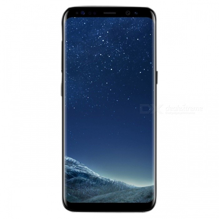 Samsung S8+ Single SIM 6.2 Phone w/ 6 + 128GB - Black (KR Version)Android Phones<br>Form  ColorBlack (KR Version / Single SIM)RAM6GBROM128GBBrandSamsungModelS8+Quantity1 setMaterialMetal + GlassShade Of ColorBlackTypeBrand NewPower AdapterEU PlugTime of Release2017Network Type2G,3G,4GBand DetailsGSM850/900/1800/1900;  UMTS2100 (B1), LTE2100 (B1),  LTE1800 (B3),  LTE800 (B18),  LTE850 (B26),  LTE700 (B28),  TD-LTE2500 (B41), TD-LTE3500 (B42)Data TransferGPRS,HSDPA,EDGE,LTE,HSUPAWLAN Wi-Fi 802.11 a,b,g,n,ac,Others,Wi-Fi Direct, Wi-Fi Tethering, Miracast, DLNASIM Card TypeNano SIMSIM Card Quantity1GPSYes,A-GPSNFCYesBluetooth VersionOthers,Bluetooth 5.0Operating SystemOthers,Google Android 7.0 (Nougat)CPU ProcessorQualcomm Snapdragon 835 MSM8998, 2017, 64 bit, octa-core, 32 Kbyte I-Cache, 32 Kbyte D-Cache, 2048 Kbyte L2, 10 nmCPU Core QuantityOcta-CoreGPUQualcomm Adreno 540LanguageNot SpecifyAvailable Memory128GBMemory CardMicroSDMax. Expansion Supported256GBSize Range5.5 inches &amp; OverTouch Screen TypeCapacitive ScreenScreen ResolutionOthers,1440*2960Screen Size ( inches)Others,6.2Camera Pixel12.0MPFront Camera Pixels8.0 MPVideo Recording Resolution4096x2160 pixel, 30 fpsFlashYesAuto FocusCD AF; PD AFTouch FocusYesOther Camera FunctionsEIS, OIS, HDR photo, HDR video, Red-eye reduction, Slow motion video, Touch focus, Macro mode, Panorama Photo, Face detection, Face tagging, Smile detection, Face retouchTalk TimeN/A hourStandby TimeN/A hourBattery Capacity3500 mAhBattery ModeNon-removablefeaturesWi-Fi,GPS,Bluetooth,NFCSensorG-sensor,Proximity,Compass,Accelerometer,Gesture,Heart rate,Barometer,Fingerprint authentication sensor,Others,Hall sensor, Iris scanner, Light sensor, 3D gyroWaterproof LevelOthers,8 Protected against immersion beyond 1m of depthDust-proof Level6 Totally protected from dustShock-proofYesI/O InterfaceUSB Type-cTV TunerNoReference Websites== Will this mobile phone work with a certain mobile carrier of yours? ==Packing List1 x Cell Phone1 x Power Adapter1 x USB Charging Cable1 x User Manual1 x Pin<br>