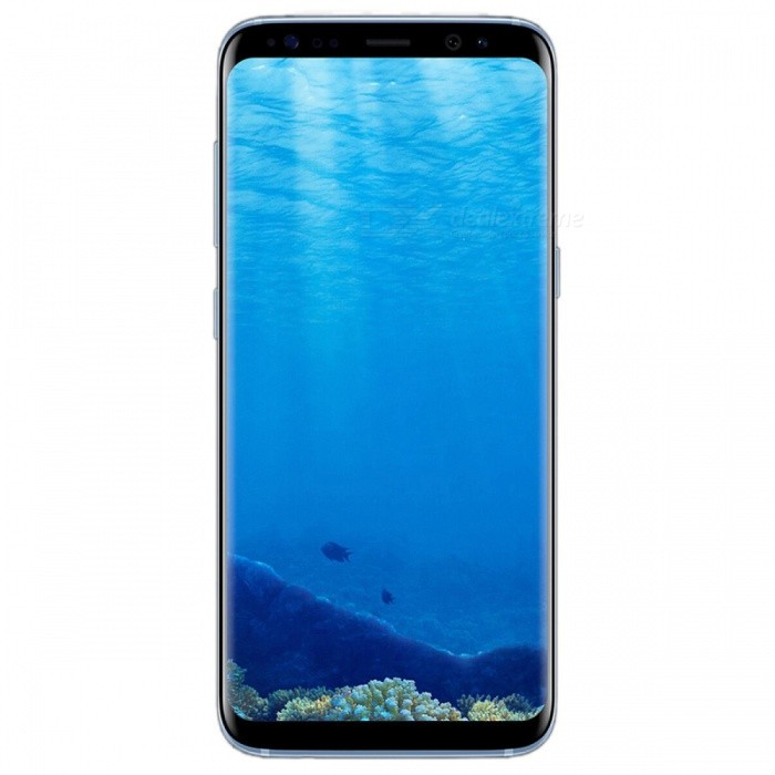 Samsung S8+ Single SIM 6.2 Phone w/ 4 + 64GB - Blue (KR Version)Android Phones<br>Form  ColorBlue (KR Version / Single SIM)RAM4GBROM64GBBrandSamsungModelS8+Quantity1 setMaterialMetal + GlassShade Of ColorBlueTypeBrand NewPower AdapterEU PlugTime of Release2017Network Type2G,3G,4GBand DetailsGSM850/900/1800/1900;  UMTS2100 (B1), LTE2100 (B1),  LTE1800 (B3),  LTE800 (B18),  LTE850 (B26),  LTE700 (B28),  TD-LTE2500 (B41), TD-LTE3500 (B42)Data TransferGPRS,HSDPA,EDGE,LTE,HSUPAWLAN Wi-Fi 802.11 a,b,g,n,ac,Others,Wi-Fi Direct, Wi-Fi Tethering, Miracast, DLNASIM Card TypeNano SIMSIM Card Quantity1GPSYes,A-GPSNFCYesBluetooth VersionOthers,Bluetooth 5.0Operating SystemOthers,Google Android 7.0 (Nougat)CPU ProcessorQualcomm Snapdragon 835 MSM8998, 2017, 64 bit, octa-core, 32 Kbyte I-Cache, 32 Kbyte D-Cache, 2048 Kbyte L2, 10 nmCPU Core QuantityOcta-CoreGPUQualcomm Adreno 540LanguageNot SpecifyAvailable Memory64GBMemory CardMicroSDMax. Expansion Supported256GBSize Range5.5 inches &amp; OverTouch Screen TypeCapacitive ScreenScreen ResolutionOthers,1440*2960Screen Size ( inches)Others,6.2Camera Pixel12.0MPFront Camera Pixels8.0 MPVideo Recording Resolution4096x2160 pixel, 30 fpsFlashYesAuto FocusCD AF; PD AFTouch FocusYesOther Camera FunctionsEIS, OIS, HDR photo, HDR video, Red-eye reduction, Slow motion video, Touch focus, Macro mode, Panorama Photo, Face detection, Face tagging, Smile detection, Face retouchTalk TimeN/A hourStandby TimeN/A hourBattery Capacity3500 mAhBattery ModeNon-removablefeaturesWi-Fi,GPS,Bluetooth,NFCSensorG-sensor,Proximity,Compass,Accelerometer,Gesture,Heart rate,Barometer,Fingerprint authentication sensor,Others,Hall sensor, Iris scanner, Light sensor, 3D gyroWaterproof LevelOthers,8 Protected against immersion beyond 1m of depthDust-proof Level6 Totally protected from dustShock-proofYesI/O InterfaceUSB Type-cTV TunerNoReference Websites== Will this mobile phone work with a certain mobile carrier of yours? ==Packing List1 x Cell Phone1 x Power Adapter1