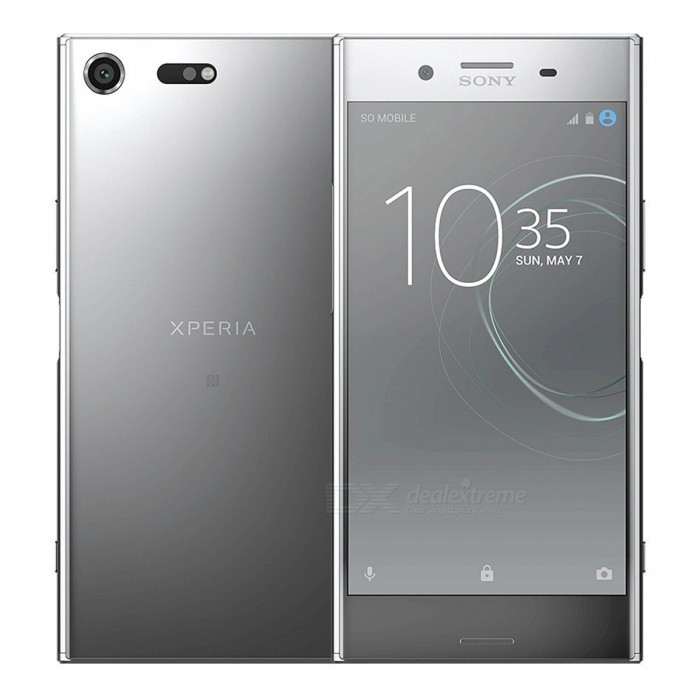 Sony XZ G8142 Premium Dual SIM 5.5 Phone w/ 4GB RAM 64GB ROM - SilverAndroid Phones<br>Form  ColorSilverRAM4GBROM64GBBrandSONYModelG8142Quantity1 setMaterialMetal + GlassShade Of ColorSilverTypeBrand NewPower AdapterEU PlugTime of Release2017Network Type2G,3G,4GBand DetailsGSM850/900/1800/1900;  UMTS2100 (B1), UMTS1900 (B2),  UMTS1700/2100 (B4), UMTS850 (B5),  UMTS800 (B6), UMTS900 (B8),  UMTS800 (B19); LTE2100 (B1),  LTE1900 (B2), LTE1800 (B3),  LTE1700/2100 (B4), LTE850 (B5), LTE2600 (B7), LTE900 (B8), LTE700 (B12),  LTE700 (B13),  LTE700 (B17),  LTE800 (B19), LTE800 (B20),  LTE850 (B26), LTE700 (B28),   LTE700 (B29), LTE1500 (B32), TD-LTE2600 (B38), TD-LTE1900 (B39), TD-LTE2300 (B40), TD-LTE2500 (B41)Data TransferGPRS,HSDPA,EDGE,LTE,HSUPAWLAN Wi-Fi 802.11 a,b,g,n,ac,Others,DLNA, Miracast, Wi-Fi DirectSIM Card TypeNano SIMSIM Card Quantity2Network StandbyDual Network StandbyGPSYes,A-GPSNFCYesBluetooth VersionOthers,Bluetooth 5.0Operating SystemOthers,Google (Android 7.1) NougatCPU ProcessorQualcomm (Snapdragon 835 MSM8998) 2017 64 bit octa-core 32 Kbyte I-Cache 32 Kbyte D-Cache 2048 Kbyte L2 10 nmCPU Core QuantityOcta-CoreGPUQualcomm Adreno 540LanguageNot SpecifyAvailable Memory50GBMemory CardmicroSDSize Range5.5 inches &amp; OverTouch Screen TypeYesScreen ResolutionOthers,2160x3840MultitouchOthers,YesScreen Size ( inches)5.5Camera PixelOthers,19MPFront Camera Pixels13 MPVideo Recording Resolution4096x2160 pixel, 30 fps; 1920x1080 pixel, 30 fps;FlashYesAuto FocusCD AF; PD AF; Laser AFTouch FocusYesOther Camera FunctionsEIS, EIS (video), HDR photo, HDR video, Red-eye reduction, Slow motion video, Touch focus, Macro mode, Panorama Photo, Face detection, Face tagging, Smile detectionTalk TimeN/A hourStandby TimeN/A hourBattery Capacity3230 mAhBattery ModeNon-removablefeaturesWi-Fi,GPS,Bluetooth,NFCSensorProximity,Compass,Gesture,Heart rate,Barometer,Fingerprint authentication sensor,Others,Step counter, Hall sensor, Light sensor, 3D gyroWaterproof LevelOthers,8 Prote