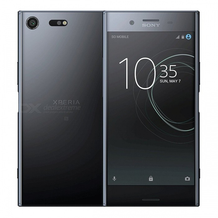Sony XZ G8142 Premium Dual SIM 5.5 Phone w/ 4GB RAM 64GB ROM - BlackAndroid Phones<br>Form  ColorBlackRAM4GBROM64GBBrandSONYModelG8142Quantity1 setMaterialMetal + GlassShade Of ColorBlackTypeBrand NewPower AdapterEU PlugTime of Release2017Network Type2G,3G,4GBand DetailsGSM850/900/1800/1900;  UMTS2100 (B1), UMTS1900 (B2),  UMTS1700/2100 (B4), UMTS850 (B5),  UMTS800 (B6), UMTS900 (B8),  UMTS800 (B19); LTE2100 (B1),  LTE1900 (B2), LTE1800 (B3),  LTE1700/2100 (B4), LTE850 (B5), LTE2600 (B7), LTE900 (B8), LTE700 (B12),  LTE700 (B13),  LTE700 (B17),  LTE800 (B19), LTE800 (B20),  LTE850 (B26), LTE700 (B28),   LTE700 (B29), LTE1500 (B32), TD-LTE2600 (B38), TD-LTE1900 (B39), TD-LTE2300 (B40), TD-LTE2500 (B41)Data TransferGPRS,HSDPA,EDGE,LTE,HSUPAWLAN Wi-Fi 802.11 a,b,g,n,ac,Others,DLNA, Miracast, Wi-Fi DirectSIM Card TypeNano SIMSIM Card Quantity2Network StandbyDual Network StandbyGPSYes,A-GPSNFCYesBluetooth VersionOthers,Bluetooth 5.0Operating SystemOthers,Google (Android 7.1) NougatCPU ProcessorQualcomm (Snapdragon 835 MSM8998) 2017 64 bit octa-core 32 Kbyte I-Cache 32 Kbyte D-Cache 2048 Kbyte L2 10 nmCPU Core QuantityOcta-CoreGPUQualcomm Adreno 540LanguageNot SpecifyAvailable Memory50GBMemory CardmicroSDSize Range5.5 inches &amp; OverTouch Screen TypeYesScreen ResolutionOthers,2160x3840MultitouchOthers,YesScreen Size ( inches)5.5Camera PixelOthers,19MPFront Camera Pixels13 MPVideo Recording Resolution4096x2160 pixel, 30 fps; 1920x1080 pixel, 30 fps;FlashYesAuto FocusCD AF; PD AF; Laser AFTouch FocusYesOther Camera FunctionsEIS, EIS (video), HDR photo, HDR video, Red-eye reduction, Slow motion video, Touch focus, Macro mode, Panorama Photo, Face detection, Face tagging, Smile detectionTalk TimeN/A hourStandby TimeN/A hourBattery Capacity3230 mAhBattery ModeNon-removablefeaturesWi-Fi,GPS,Bluetooth,NFCSensorProximity,Compass,Gesture,Heart rate,Barometer,Fingerprint authentication sensor,Others,Step counter, Hall sensor, Light sensor, 3D gyroWaterproof LevelOthers,8 Protecte