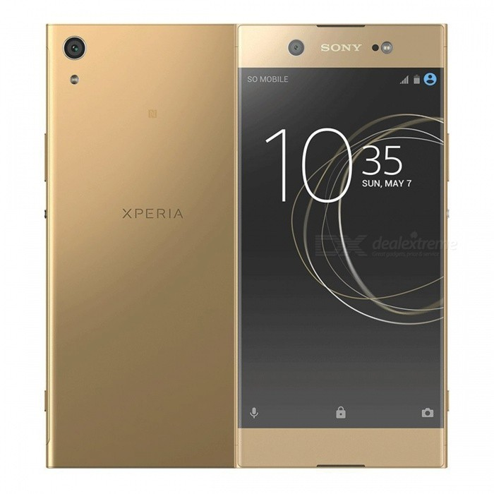 Sony Xperia XA1 Ultra G3226 6 inches Phone Dual SIM 64GB ROM - GoldenAndroid Phones<br>Form  ColorGoldenRAM4GBROM64GBBrandSONYModelG3226Quantity1 setMaterialAluminum alloyShade Of ColorGoldTypeBrand NewPower AdapterUK PlugNetwork Type2G,3G,4GBand DetailsGSM 850 / 900 / 1800 / 1900, UMTS2100 (B1), UMTS1900 (B2), UMTS850 (B5), UMTS900 (B8), LTE2100 (B1), LTE1800 (B3), LTE850 (B5), LTE2600 (B7), LTE900 (B8), LTE700 (B28), TD-LTE2600 (B38), TD-LTE1900 (B39), TD-LTE2300 (B40), TD-LTE2500 (B41)Data TransferGPRS,HSDPA,EDGE,LTE,HSUPAWLAN Wi-Fi 802.11 a,b,g,n,Others,Wi-Fi Direct, hotspotSIM Card TypeNano SIMSIM Card Quantity2Network StandbyDual Network StandbyGPSYes,A-GPS,GLONASSNFCYesBluetooth VersionBluetooth V4.2Operating SystemOthers,Android 7.0CPU ProcessorMediaTek (MT6757) Helio P20 2016 64 bit octa-core 16nm, 2340MHzCPU Core QuantityOcta-CoreGPUARM Mali-T880MP2LanguageNot specifiedAvailable MemoryN/AMemory CardTFMax. Expansion Supported256GBSize Range5.5 inches &amp; OverTouch Screen TypeIPSScreen Resolution1920*1080MultitouchOthers,YesScreen Size ( inches)Others,6.0 inchesCamera PixelOthers,23MPFront Camera Pixels16 MPVideo Recording Resolution1920x1080 pixel<br>30 fpsFlashYesAuto FocusLaser AFTouch FocusYesOther Camera FunctionsOIS, HDR photo, slow motion video, macro mode, red-eye reduction, panorama photo, face detection, face tagging, smile detection, face retouch, geo-taggingTalk Time13 hoursStandby Time708 hoursBattery Capacity2700 mAhBattery ModeNon-removablefeaturesWi-Fi,GPS,FM,Bluetooth,NFCSensorG-sensor,Proximity,Compass,Accelerometer,Others,Hall sensor, Light sensorWaterproof LevelIPX1I/O Interface3.5mm,USB Type-cJAVANoRadio TunerFMReference Websites== Will this mobile phone work with a certain mobile carrier of yours? ==Packing List1 x Phone1 x Power adapter1 x Data cable1 x User manual<br>