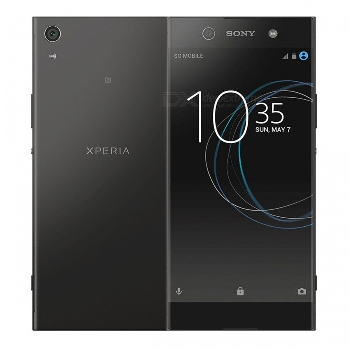 Sony Xperia XA1 Ultra G3226 6 inches Phone Dual SIM 64GB ROM - BlackAndroid Phones<br>Form  ColorBlackRAM4GBROM64GBBrandSONYModelG3226Quantity1 setMaterialAluminum alloyShade Of ColorBlackTypeBrand NewPower AdapterUK PlugNetwork Type2G,3G,4GBand DetailsGSM 850 / 900 / 1800 / 1900, UMTS2100 (B1), UMTS1900 (B2), UMTS850 (B5), UMTS900 (B8), LTE2100 (B1), LTE1800 (B3), LTE850 (B5), LTE2600 (B7), LTE900 (B8), LTE700 (B28), TD-LTE2600 (B38), TD-LTE1900 (B39), TD-LTE2300 (B40), TD-LTE2500 (B41)Data TransferGPRS,HSDPA,EDGE,LTE,HSUPAWLAN Wi-Fi 802.11 a,b,g,n,Others,Wi-Fi Direct, hotspotSIM Card TypeNano SIMSIM Card Quantity2Network StandbyDual Network StandbyGPSYes,A-GPS,GLONASSNFCYesBluetooth VersionBluetooth V4.2Operating SystemOthers,Android 7.0CPU ProcessorMediaTek (MT6757) Helio P20 2016 64 bit octa-core 16nm, 2340MHzCPU Core QuantityOcta-CoreGPUARM Mali-T880MP2LanguageNot specifiedAvailable MemoryN/AMemory CardTFMax. Expansion Supported256GBSize Range5.5 inches &amp; OverTouch Screen TypeIPSScreen Resolution1920*1080MultitouchOthers,YesScreen Size ( inches)Others,6.0 inchesCamera PixelOthers,23MPFront Camera Pixels16 MPVideo Recording Resolution1920x1080 pixel<br>30 fpsFlashYesAuto FocusLaser AFTouch FocusYesOther Camera FunctionsOIS, HDR photo, slow motion video, macro mode, red-eye reduction, panorama photo, face detection, face tagging, smile detection, face retouch, geo-taggingTalk Time13 hoursStandby Time708 hoursBattery Capacity2700 mAhBattery ModeNon-removablefeaturesWi-Fi,GPS,FM,Bluetooth,NFCSensorG-sensor,Proximity,Compass,Accelerometer,Others,Hall sensor, Light sensorWaterproof LevelIPX1I/O Interface3.5mm,USB Type-cJAVANoRadio TunerFMReference Websites== Will this mobile phone work with a certain mobile carrier of yours? ==Packing List1 x Phone1 x Power adapter1 x Data cable1 x User manual<br>