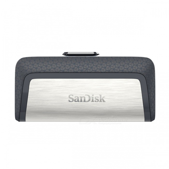 Sandisk SDDDC2-256G Ultra 256GB Dual USB 3.1 TYPE-C Flash Drive?128GB USB Flash Drives<br>Form  ColorGrey + SilverCapacity256GBModelSDDDC2-256GMaterialPlastic + metalQuantity1 DX.PCM.Model.AttributeModel.UnitShade Of ColorGrayMax Read Speedup to 150 MB/sMax Write SpeedunspecifiedUSBUSB 3.1 Type-A,USB 3.1 Type-CWith IndicatorNoPacking List1 x SDDDC2-256G<br>