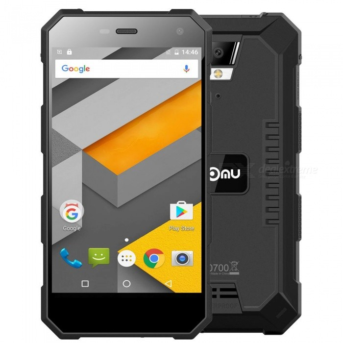 NOMU S10 Android 6.0 Smartphone with 2GB RAM 16GB ROM - BlackAndroid Phones<br>Form  ColorBlackRAM2GBROM16GBBrandOthers,NOMUModelS10Quantity1 pieceMaterialPVCShade Of ColorBlackTypeBrand NewPower AdapterEU PlugHousing Case MaterialPVCNetwork Type2G,3G,4GBand Details4G:FDD-LTE:2100/1800/2600/900/800(B1/3/7/8/20) TDD-LTE:2300(B40) 3G:WCDMA:2100/900(B1/8) 2G:GSM: 850/900/1800/1900(B5/8/3/2)Data TransferGPRS,HSDPA,LTEWLAN Dual band Wi-Fi (2.4GHz / 5GHz)SIM Card TypeNano SIMSIM Card Quantity2Network StandbyDual Network StandbyGPSYesBluetooth VersionBluetooth V4.0Operating SystemAndroid 6.0CPU ProcessorMTK6737T 64bit 1.5GHzCPU Core QuantityQuad-CoreLanguageGlobal multinational languageAvailable Memory11GMemory CardMicro SD CardMax. Expansion Supported32GBSize Range5.0~5.4 inchesTouch Screen TypeIPSScreen Resolution1280*720Multitouch5Screen Size ( inches)5.0Camera Pixel8.0MPFront Camera Pixels2.0 MPFlashYesTalk Time5 hoursStandby Time200 hoursBattery Capacity5000 mAhBattery ModeNon-removableQuick ChargeSupportfeaturesWi-Fi,GPS,FM,Bluetooth,OTGSensorG-sensor,Proximity,Others,Geomagnetic sensorWaterproof LevelOthers,IP68I/O InterfaceMicro USB,3.5mmFormat SupportedWAV, AMR, MP3, MID, 3GP, RM, MPEG-4, AVIReference Websites== Will this mobile phone work with a certain mobile carrier of yours? ==Packing List1 x Cell phone1 x Data cable1 x EU plug Power adapter1 x User manual1 x Warranty manual<br>