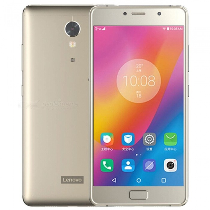 LENOVO VIBE P2 C72 Android 6.0 Smartphone with 4GB RAM 64GB ROM - GoldAndroid Phones<br>Form  ColorGoldenRAM4GBROM64GBBrandLENOVOModelP2 C72Quantity1 pieceMaterialMetalShade Of ColorGoldTypeBrand NewPower AdapterUS PlugHousing Case MaterialMetalNetwork Type2G,3G,4GBand Details4G:FDD-LTE:2100/1800/1700/2500/900(B1/3/4/7/8) TDD-LTE:2600/1900/2300/2500(B38/39/40/41) 3G:WCDMA:2100/1900/850/900(B1/2/5/8) TD-SCDMA: 2100/1900(B34/39) EVDO:BC0 2G:GSM: 850/900/1800/1900(B5/8/3/2)  CDMA: BC0Data TransferGPRS,HSDPA,LTEWLAN Wi-Fi 802.11 a,b,g,n,acSIM Card TypeNano SIMSIM Card Quantity2Network StandbyDual Network StandbyGPSYesNFCYesBluetooth VersionBluetooth V4.1Operating SystemAndroid 6.0CPU ProcessorQualcomm 625 2GHZCPU Core QuantityOcta-CoreGPUAdreno 506LanguageGlobal multinational languageAvailable Memory55GBMemory CardMicro SD CardMax. Expansion Supported2TBSize Range5.5 inches &amp; OverTouch Screen TypeAMOLEDScreen Resolution1920*1080Screen Size ( inches)5.5Camera PixelOthers,13.0MPFront Camera Pixels5.0 MPFlashYesTalk Time66 hoursStandby Time300 hoursBattery Capacity5100 mAhBattery ModeNon-removablefeaturesWi-Fi,GPS,Bluetooth,NFCSensorG-sensor,Proximity,Fingerprint authentication sensorWaterproof LevelIPX0 (Not Protected)I/O InterfaceMicro USB,3.5mmFormat SupportedWAV, AMR, MP3, MID, 3GP, RM, MPEG-4, AVIReference Websites== Will this mobile phone work with a certain mobile carrier of yours? ==Packing List1 x Cell phone1 x Data cable1 x US Plug Power adapter1 x User manual1 x Warranty manual<br>