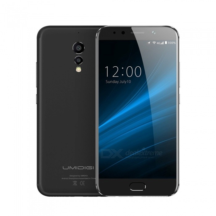 UMIDIGI S 5.5 Octa-core 4G Phone with 4GB RAM 64GB ROM - BlackAndroid Phones<br>Form  ColorBlackRAM4GBROM64GBBrandOthers,umidigiModelSQuantity1 setMaterialAluminum Alloy UnibodyShade Of ColorBlackTypeBrand NewPower AdapterEU PlugNetwork Type2G,3G,4GBand DetailsGSM 850: (B5)/900(B8)/1800(B3)/1900(B2) WCDMA: 850(B5)/900(B8)/1900(B2)/2100(B1) LTE FDD: 2100(B1) /1800(B3)/2600(B7)/800(B20) Up to 300MbpsData TransferGPRS,HSDPA,EDGE,HSUPAWLAN Dual band Wi-Fi (2.4GHz / 5GHz)SIM Card TypeNano SIMSIM Card Quantity2Network StandbyDual Network StandbyGPSYesBluetooth VersionBluetooth V4.1Operating SystemOthers,UMI OS (base on Android 7.0)CPU ProcessorMTK Helio P20, Octa-Core,  2.3GHz, 8xCortex-A53CPU Core QuantityOcta-CoreGPUARM Mali-T880 MP2 900MHzLanguageEnglish, Bahasa Indonesia, Bahasa Melayu, Cestina, Dansk, Deutsch,<br>Espanol, Filipino, French, Hrvatski, latviesu,lietuviu,Italiano, Magyar,<br>Nederlands, Norsk, Polish, Portuguese, Romana, Slovencina, Suomi,<br>Svenska, Tieng viet, Turkish, Greek, Bulgarian, Russian, Ukrainian,<br>Hebrew, Arabic, Thai, Khmer, Korean, Simplified/Traditional ChineseAvailable Memory60GBMemory CardsupportMax. Expansion SupportedSupport TF card up to 256 GBSize Range5.5 inches &amp; OverTouch Screen TypeYesScreen Resolution1920*1080Multitouch5Screen Edge2.5D Curved EdgeCamera Pixel13.0MPFront Camera Pixels5.0 MPVideo Recording Resolution1080P, 2K, 4KFlashYesAuto FocusPDAF, LaserTalk Time50 hourStandby Time312 hourBattery Capacity400 mAhBattery ModeNon-removableQuick ChargesupportfeaturesWi-Fi,GPS,FM,Bluetooth,OTGSensorG-sensor,Proximity,Compass,Fingerprint authentication sensor,Others,P-Sensor, L-Sensor, Gyroscope, Glonass, Hall switchWaterproof LevelOthers,Not availableI/O InterfaceUSB Type-cReference Websites== Will this mobile phone work with a certain mobile carrier of yours? ==CertificationCE / WEEE / MSDS / UN38.3Packing List1 x S Phone1 x Quick Charge USB Type-C cable1 x PE+Quick Charger 1 x SIM eject tool1 x User Menu1 x TPU Transparent