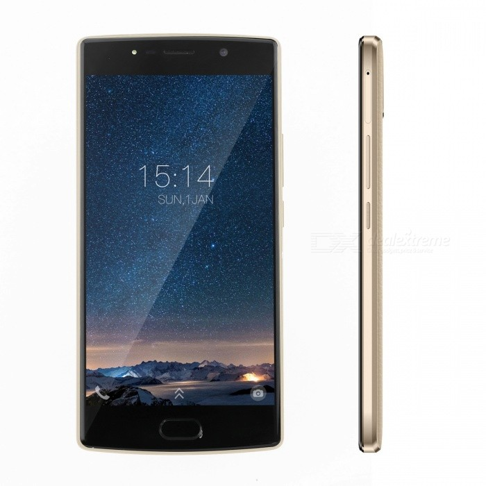 DOOGEE BL7000 Android 7.0 4G Phone w/ 4GB RAM, 64GB ROM - GoldenAndroid Phones<br>Form  ColorGoldenRAM4GBROM64GBBrandDoogeeModelBL7000Quantity1 setMaterialMetal border + LeatherShade Of ColorGoldTypeBrand NewPower AdapterEU PlugHousing Case MaterialMetal border + LeatherNetwork Type2G,3G,4GBand Details2G: GSM 850/900/1800/1900MHz; 3G: WCDMA 900/2100MHz; 4G: FDD-LTE Band 1/3/7/8/20(B1:2100, B3:1800, B7:2600, B8:900, B20:800MHz)Data TransferGPRS,HSDPA,EDGE,LTE,HSUPAWLAN Wi-Fi 802.11 a,b,g,nSIM Card TypeNano SIMSIM Card Quantity2Network StandbyDual Network StandbyGPSYes,A-GPS,GLONASSNFCNoInfrared PortNoBluetooth VersionBluetooth V4.0Operating SystemOthers,Android 7.0CPU ProcessorMT6750T   1.5GHzCPU Core QuantityOcta-CoreGPUMali-T860LanguageAfrikaans / Indonesian / Malay / Czech / Danish / Germany(German) / Germany (Austria) / English(United Kingdom) / English(United States) / Spanish(Espana) / Spanish(Estados Unidos) / Filipino / French / Croatian / Zulu / Italian / Swahili / Latviesu / Lithuanian / Hungarian / Dutch / Norsk bokmal / Polish / Portuguese(Brasil) / Portuguese(Portugal) / Romanian / Rumantsch / Slovak / Slovenscina / Finnish / Swedish / Vietnamese / Turkish / Russian / Greek / Hebrew / Arabic / Hindi / Thai / Korean / Simplified Chinese / Traditional ChineseAvailable Memory53.19GBMemory CardMicro SDMax. Expansion Supported128GBSize Range5.5 inches &amp; OverTouch Screen TypeIPSScreen Resolution1920*1080Multitouch5Screen Size ( inches)5.5Camera PixelOthers,(13.0MP+13.0MP) Dual rear cameraFront Camera Pixels13.0 MPFlashYesAuto FocusSupportTouch FocusYesOther Camera Functions2X optical zoom / 8X digital zoom / Face beauty 2.0 / 88°wide angleOther Camera Features13.0MP Samsung® dual rear camera + 13.0MP Samsung® front cameraTalk Time45 hourStandby Time30 daysBattery Capacity7060 mAhBattery ModeNon-removableQuick Charge12V/2AfeaturesWi-Fi,GPS,FM,Bluetooth,OTGSensorG-sensor,Gesture,Fingerprint authentication sensor,Others,Light sensor, DTouch fingerprint sensor