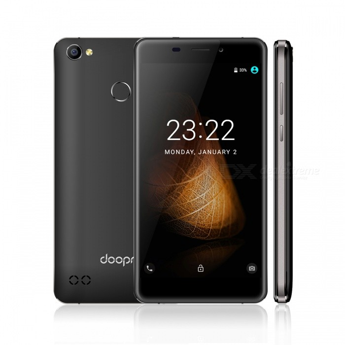 DOOPRO C1 PRO Android 7.1 4G Phone w/ 2GB RAM, 16GB ROM - BlackAndroid Phones<br>Form  ColorBlackRAM2GBROM16GBBrandOthers,DOOPROModelC1 PROQuantity1 pieceMaterialPlasticShade Of ColorBlackTypeBrand NewPower AdapterEU PlugHousing Case MaterialPlasticNetwork Type2G,3G,4GBand Details2G: GSM 850/900/1800/1900MHz; 3G: WCDMA 900/2100MHz; 4G: FDD-LTE Band 1/3/7/8/20(B1:2100, B3:1800, B7:2600, B8:900, B20:800MHz)Data TransferGPRS,EDGE,LTE,HSUPAWLAN Wi-Fi 802.11 b,g,nSIM Card TypeMicro SIMSIM Card Quantity2Network StandbyDual Network StandbyGPSYes,A-GPSNFCNoBluetooth VersionBluetooth V4.0Operating SystemOthers,Android 7.1CPU ProcessorMSM8909        1.3GHzCPU Core QuantityQuad-CoreGPUAdreno 304LanguageMalaysian / German / English / Spanish / French / Italian / Hungarian / Polish / Portuguese, Russian / Ukrainian / Arabic / ChineseAvailable Memory11GBMemory CardTF CardMax. Expansion Supported32GBSize Range5.0~5.4 inchesTouch Screen TypeIPSScreen Resolution1280*720Multitouch5Screen Size ( inches)Others,5.3Camera type2 x CamerasCamera Pixel13.0MPFront Camera Pixels5.0 MPFlashYesAuto FocusSupportTouch FocusYesTalk Time680 minutesStandby Time84 hoursBattery Capacity4200 mAhBattery ModeReplacementfeaturesWi-Fi,GPS,FM,BluetoothSensorG-sensor,Proximity,Fingerprint authentication sensor,Others,Ambient light sensorWaterproof LevelIPX0 (Not Protected)I/O InterfaceMicro USB,3.5mmSoftwarePlay Store, E-mail, Gmail, Calculator, File manager, Clock, Calendar, Gallery, Video Player, Music, Sound Recorder, FM Radio, etc.Format SupportedAVI / MP4 / 3GP / MOV / MKV / FLV / FLAC / APE / MP3 / OGG / AMR / AACRadio TunerFMWireless ChargingNoOther Features5.3 HD IPS + Dual Network Standby + Android 7.1 + 2GB RAM + 16GB ROM + Wi-Fi + GPS + FM + OTA + 13.0MP Rear Camera + 5.0MP Front Camera + 4200mAh battery  + Quad-Core + Fingerprint IDReference Websites== Will this mobile phone work with a certain mobile carrier of yours? ==Packing List1 x DOOPRO C1 PRO Phone1 x Data cable 1 x EU plug power adapter1 x English user manual1 x Screen protector1 x Protective TPU back case<br>