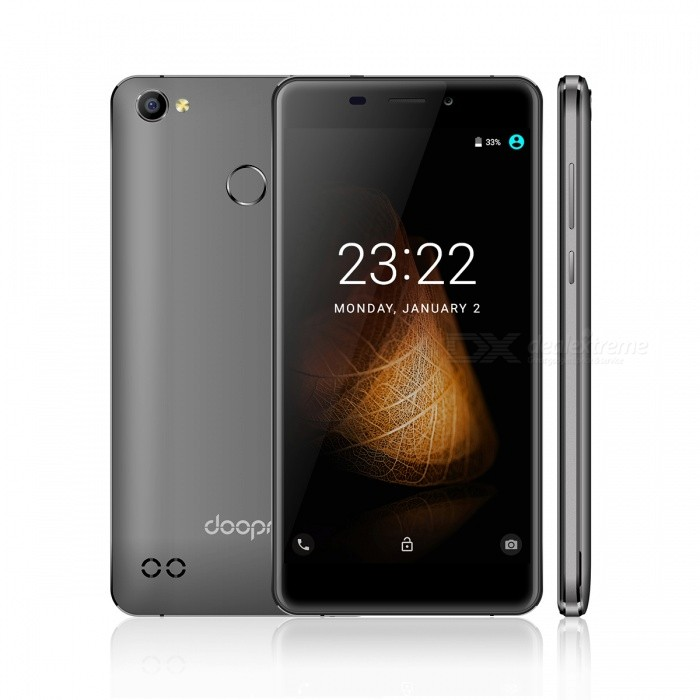 DOOPRO C1 PRO Android 7.1 4G Phone w/ 2GB RAM, 16GB ROM - GrayAndroid Phones<br>Form  ColorGreyRAM2GBROM16GBBrandOthers,DOOPROModelC1 PROQuantity1 pieceMaterialPlasticShade Of ColorGrayTypeBrand NewPower AdapterEU PlugHousing Case MaterialPlasticNetwork Type2G,3G,4GBand Details2G: GSM 850/900/1800/1900MHz; 3G: WCDMA 900/2100MHz; 4G: FDD-LTE Band 1/3/7/8/20(B1:2100, B3:1800, B7:2600, B8:900, B20:800MHz)Data TransferGPRS,EDGE,LTE,HSUPAWLAN Wi-Fi 802.11 b,g,nSIM Card TypeMicro SIMSIM Card Quantity2Network StandbyDual Network StandbyGPSYes,A-GPSNFCNoBluetooth VersionBluetooth V4.0Operating SystemOthers,Android 7.1CPU ProcessorMSM8909        1.3GHzCPU Core QuantityQuad-CoreGPUAdreno 304LanguageMalaysian / German / English / Spanish / French / Italian / Hungarian / Polish / Portuguese, Russian / Ukrainian / Arabic / ChineseAvailable Memory11GBMemory CardTF CardMax. Expansion Supported32GBSize Range5.0~5.4 inchesTouch Screen TypeIPSScreen Resolution1280*720Multitouch5Screen Size ( inches)Others,5.3Camera type2 x CamerasCamera Pixel13.0MPFront Camera Pixels5.0 MPFlashYesAuto FocusSupportTouch FocusYesTalk Time680 minutesStandby Time84 hoursBattery Capacity4200 mAhBattery ModeReplacementfeaturesWi-Fi,GPS,FM,BluetoothSensorG-sensor,Proximity,Fingerprint authentication sensor,Others,Ambient light sensorWaterproof LevelIPX0 (Not Protected)I/O InterfaceMicro USB,3.5mmSoftwarePlay Store, E-mail, Gmail, Calculator, File manager, Clock, Calendar, Gallery, Video Player, Music, Sound Recorder, FM Radio, etc.Format SupportedAVI / MP4 / 3GP / MOV / MKV / FLV / FLAC / APE / MP3 / OGG / AMR / AACRadio TunerFMWireless ChargingNoOther Features5.3 HD IPS + Dual Network Standby + Android 7.1 + 2GB RAM + 16GB ROM + Wi-Fi + GPS + FM + OTA + 13.0MP Rear Camera + 5.0MP Front Camera + 4200mAh battery  + Quad-Core + Fingerprint IDReference Websites== Will this mobile phone work with a certain mobile carrier of yours? ==Packing List1 x DOOPRO C1 PRO Phone1 x Data cable 1 x EU plug power adapter1 x English user manual1 x Screen protector1 x Protective TPU back case<br>