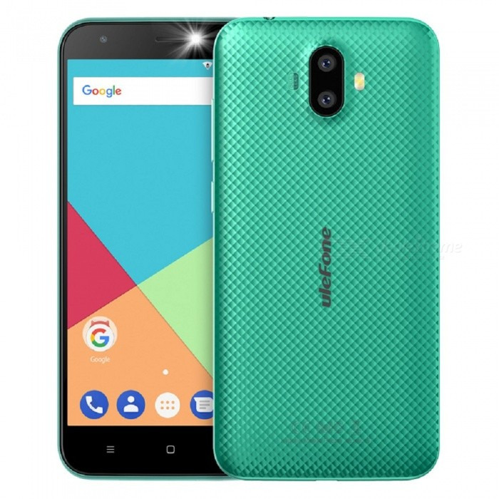 Ulefone S7 Android 7.0 5.0 HD  Quad-core Dual Sim Dual Standby 3G Phone with 2GB RAM, 16GB ROM - GreenAndroid Phones<br>Form  ColorGreenRAM2GBROM16GBBrandUlefoneModelS7Quantity1 pieceMaterialPCShade Of ColorGreenTypeBrand NewPower AdapterEU PlugHousing Case MaterialPCTime of Release2017.11.25Network Type2G,3GBand DetailsGSM:850/900/1800/1900(B5/8/3/2.WCDMA: 2100/900(B1/8Data TransferGPRS,EDGEWLAN Wi-Fi 802.11 b,g,nSIM Card TypeStandard SIM,Micro SIMSIM Card Quantity2Network StandbyDual Network StandbyGPSYes,A-GPSNFCNoInfrared PortNoBluetooth VersionBluetooth V4.0Operating SystemAndroid 7.xCPU ProcessorQuad-core 32-bit 1.3GHzCPU Core QuantityQuad-CoreGPUMali-400LanguageIndonesian, Malay, Catalan, Czech, Danish, German, Estonian, English, Spanish, Filipino, French, Croatian, Italian, Latvian, Lithuanian, Hungarian, Dutch, Norwegian, Polish, Portuguese, Romanian, Slovak, Finnish, Swedish, Vietnamese, Greek, Turkish, Bulgarian, Russian, Serb, Ukrainian, Armenian, Hebrew, Urdu, Arabic, Persian, Hindi, Bengali, Thai, Korean, Burmese, Japanese, Simplified Chinese, Traditional ChineseAvailable Memory11GBMemory CardTF CardMax. Expansion Supported128GBSize Range5.0~5.4 inchesTouch Screen TypeIPSScreen Resolution1280*720Multitouch2Screen Size ( inches)5.0Camera type2 x CamerasCamera PixelOthers,(8.0MP+5.0MP) Dual rear cameraFront Camera Pixels5.0 MPFlashYesTouch FocusYesTalk Time7 hoursStandby Time80 hoursBattery Capacity2500 mAhBattery ModeReplacementfeaturesWi-Fi,GPS,BluetoothSensorG-sensor,GestureWaterproof LevelIPX0 (Not Protected)I/O Interface3.5mm,Micro USB v2.0SoftwareGoogle Normal SoftwareFormat SupportedMIDI.MP3.AAC. ARM. AWB. WAV.FLAC.3GPP.MPEG-4.H.264.WMV9.VP9TV TunerNoRadio TunerFMWireless ChargingNoOther Features5.0 Inch+ HD+ Dual Camera 8MP+5MP / 5MP+ MTK 6580  Quad-core CPU+ 3G Smartphone Rear Led Flash + EU Plug+Rear LED Flash+Gesture+Ram 2G+Rom16GReference Websites== Will this mobile phone work with a certain mobile carrier of yours? ==CertificationCE.MSDSPack