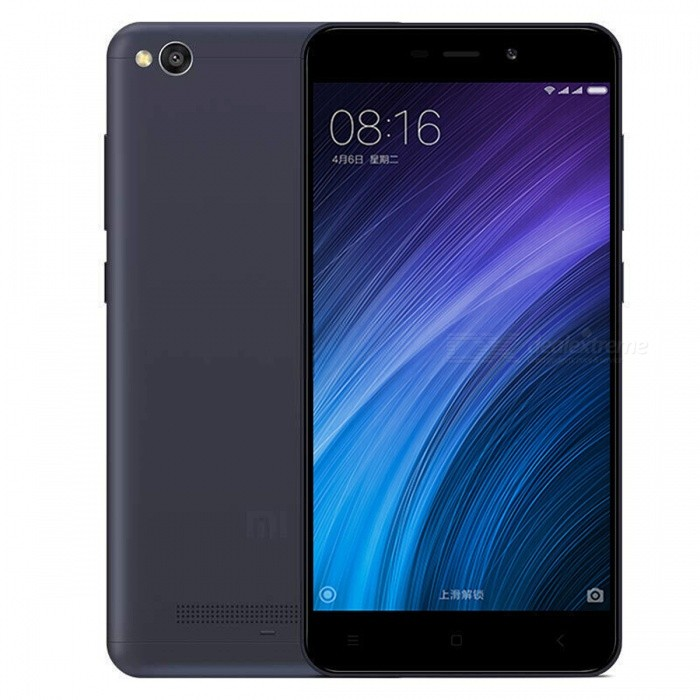 Xiaomi Redmi 4A Quad-core Mobile Phone with 2GB RAM 16GB ROM - GreyAndroid Phones<br>ColorGreyBrandXiaomiModelRedmi 4AQuantity1 setMaterialPlastic BodyShade Of ColorGrayTypeBrand NewPower AdapterOthers,N/AHousing Case MaterialPlasticTime of Release2016-11Network Type2G,3G,4GBand Details2G bands: GSM 850 / 900 / 1800 / 1900 - SIM 1 &amp; SIM 2;  3G bands: HSDPA 850 / 900 / 1900 / 2100;  4G bands: LTE band 1(2100), 3(1800), 4(1700/2100), 5(850), 7(2600), 20(800), 38(2600), 40(2300)Data TransferGPRS,EDGE,LTEWLAN Wi-Fi 802.11 b,g,nSIM Card TypeMicro SIM,Nano SIMSIM Card Quantity2Network StandbyOthers,Dual SIMGPSYes,A-GPSNFCNoBluetooth VersionBluetooth V4.1Operating SystemOthers,Android 6.0.1 (Marshmallow)CPU ProcessorQuad-core 1.4 GHz Cortex-A53CPU Core QuantityQuad-CoreGPUAdreno 308LanguageNot SpecifyAvailable Memory16GB ROMMemory CardmicroSDMax. Expansion Supportedup to 256 GB (uses SIM 2 slot)Size Range5.0~5.4 inchesTouch Screen TypeYesScreen Resolution1280*720MultitouchOthers,YesScreen Size ( inches)5.0Camera type2 x CamerasCamera Pixel13.0MPFront Camera Pixels5.0 MPFlashYesTalk Time- hourStandby Time- hourBattery Capacity3120 mAhBattery ModeNon-removablefeaturesWi-Fi,GPS,BluetoothSensorProximity,Accelerometer,Others,GyroWaterproof LevelIPX0 (Not Protected)I/O InterfaceMicro USB,3.5mmReference Websites== Will this mobile phone work with a certain mobile carrier of yours? ==Packing List1 x Cell Phone1 x Power Adapter1 x USB Cable1 x User Manual<br>
