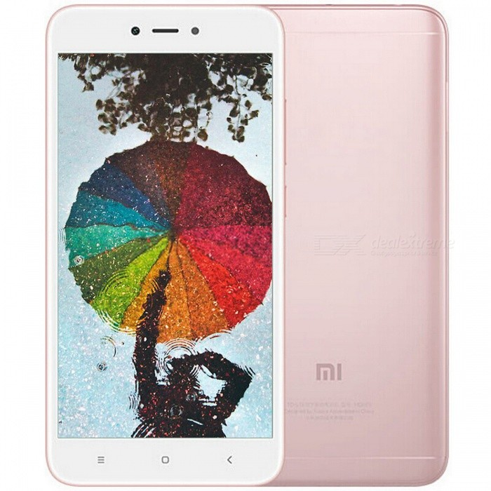 Xiaomi Redmi Note 5A Mobile Phone with 2GB RAM 16GB ROM - PinkAndroid Phones<br>ColorPinkBrandXiaomiModelRedmi Note 5AQuantity1 setMaterialGorilla Glass 3Shade Of ColorPinkTypeBrand NewPower AdapterOthers,N/AHousing Case Material-Time of Release2017.8Network Type2G,3G,4GBand DetailsGSM B2/B3/B5/B8;  WCDMA B1/B2/B5/B8;  TD-SCDMA B34/B39;  CDMA2000/1X BC0;  FDD-LTE B1/B3/B5/B7/B8;  TD-LTE B34/B38/B39/B40/B41(2555-2655MHz)Data TransferGPRS,EDGEWLAN Wi-Fi 802.11 b,g,nSIM Card TypeNano SIMSIM Card Quantity2Network StandbyDual Network StandbyGPSYesNFCNoBluetooth VersionBluetooth V4.2Operating SystemOthers,Google Android 7.1.1 (Nougat)CPU ProcessorQualcomm Snapdragon 425 MSM8917CPU Core QuantityQuad-CoreGPUQualcomm Adreno 308Language-Available Memory16GB ROMMemory CardSupports Micro SD cardMax. Expansion Supported-Size Range5.5 inches &amp; OverTouch Screen TypeCapacitive ScreenScreen Resolution1280*720MultitouchOthers,YesScreen Size ( inches)5.5Camera type2 x CamerasCamera Pixel13.0MPFront Camera Pixels5.0 MPFlashYesTalk Time- hourStandby Time- hourBattery Capacity3080 mAhBattery ModeReplacementfeaturesWi-Fi,GPS,BluetoothSensorCompass,Others,GyroscopeWaterproof LevelIPX0 (Not Protected)I/O InterfaceMicro USB,3.5mmReference Websites== Will this mobile phone work with a certain mobile carrier of yours? ==Packing List1 x Cell Phone1 x Power Adapter1 x USB Cable1 x User Manual<br>