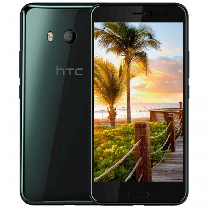 HTC U11 U-3U Mobile Phone with 6GB RAM 128GB ROM - BlackAndroid Phones<br>ColorBlackBrandHTCModelU11 U-3UQuantity1 setMaterialGlass + AluminumShade Of ColorBlackTypeBrand NewPower AdapterOthers,N/AHousing Case MaterialAluminumTime of Release2017.5Network Type2G,3G,4GBand Details2G bands: GSM 850 / 900 / 1800 / 1900 - SIM 1 &amp; SIM 2 (dual-SIM model only);  3G bands: HSDPA 850 / 900 / 1900 / 2100;  4G bands: LTE band 1(2100), 3(1800), 4(1700/2100), 5(850), 7(2600), 8(900), 12(700), 17(700), 20(800), 28(700), 32(1500), 38(2600), 39(1900), 40(2300), 41(2500)Data TransferGPRS,EDGE,LTEWLAN Wi-Fi 802.11 a,b,g,n,acSIM Card TypeNano SIMSIM Card Quantity2Network StandbyDual Network StandbyGPSYes,A-GPSNFCYesBluetooth VersionBluetooth V4.2Operating SystemOthers,Android 7.1.1 (Nougat)CPU ProcessorQualcomm Snapdragon 835 MSM8998CPU Core QuantityOcta-CoreGPUQualcomm Adreno 540Language-Available Memory128GB ROMMemory CardSupports TF CardMax. Expansion SupportedUp to 2TBSize Range5.5 inches &amp; OverTouch Screen TypeCapacitive ScreenScreen Resolution2560*1440MultitouchOthers,YesScreen Size ( inches)5.5Camera type2 x CamerasCamera Pixel12.0MPFront Camera Pixels16.0 MPFlashYesTalk Time24.5 hourStandby Time336 hourBattery Capacity3000 mAhQuick ChargeQC 3.0featuresWi-Fi,GPS,Bluetooth,NFCSensorProximity,Fingerprint authentication sensorWaterproof LevelOthers,IP67I/O InterfaceUSB Type-cReference Websites== Will this mobile phone work with a certain mobile carrier of yours? ==Packing List1 x Cell Phone1 x Power Adapter1 x USB Cable1 x User Manual<br>