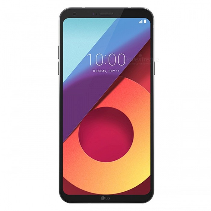LG Q6 M700 Dual SIM 5.5 Smart Phone with 3GB RAM, 32GB ROM - Black (EU Plug)Android Phones<br>RAM3GBROM32GBColorBlackBrandLGModelQ6 M700Quantity1 setMaterialMetal + GlassShade Of ColorBlackTypeBrand NewPower AdapterEU PlugTime of Release2017Network Type2G,3G,4GBand DetailsGSM850/900/1800/1900;  UMTS2100 (B1), UMTS1900 (B2), UMTS850 (B5), UMTS900 (B8);  LTE2100 (B1), LTE1800 (B3), LTE2600 (B7), LTE800 (B20)Data TransferGPRS,HSDPA,EDGE,LTE,HSUPAWLAN Wi-Fi 802.11 b,g,n,Others,DLNA, Miracast, Wi-Fi Direct, Wi-Fi Tethering, Wi-Fi Calling (VoWiFi)SIM Card TypeNano SIMSIM Card Quantity2Network StandbyDual Network StandbyGPSYes,A-GPSBluetooth VersionBluetooth V4.2Operating SystemOthers,Google Android 7.0 (Nougat)CPU ProcessorQualcomm Snapdragon 435 MSM8940, 2016, 64 bit, octa-core, 28 nm, Qualcomm Adreno 505 GPUCPU Core QuantityOcta-CoreGPUQualcomm Adreno 505LanguageNot SpecifyAvailable MemoryNot SpecifySize Range5.5 inches &amp; OverTouch Screen TypeYesScreen ResolutionOthers,1080x2160MultitouchOthers,YesScreen Size ( inches)Others,5.5Camera type2 x CamerasCamera Pixel13.0MPFront Camera Pixels5.0 MPVideo Recording Resolution3840x2160 pixel, 30 fps;<br>1920x1080 pixel, 30 fpsFlashYesAuto FocusCD AF; PD AFTouch FocusYesOther Camera FunctionsHDR photo, HDR video, Red-eye reduction, Slow motion video,  Burst mode, Touch focus, Macro mode,  Panorama Photo, Face detection, Face tagging, Smile detection, Face retouchTalk Time16 hoursStandby Time- hourBattery Capacity3000 mAhBattery ModeNon-removablefeaturesWi-Fi,GPS,FM,Bluetooth,OTGSensorProximity,Compass,Accelerometer,Fingerprint authentication sensor,Others,3D gyro, Hall sensor, Light sensorWaterproof LevelIPX0 (Not Protected)I/O InterfaceMicro USB,3.5mmTV TunerNoRadio TunerFMReference Websites== Will this mobile phone work with a certain mobile carrier of yours? ==Packing List1 x Cell Phone1 x Power Adapter1 x USB Charging Cable1 x User Manual<br>