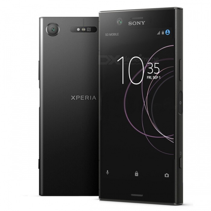 Sony G8441 Xperia XZ1 Compact Mobile Phone with 4GB RAM, 32GB ROM - BlackAndroid Phones<br>ColorBlackBrandSONYModelG8441 Xperia XZ1 CompactQuantity1 setMaterialGlass fiber reinforced plastic bodyShade Of ColorBlackTypeBrand NewPower AdapterUS PlugHousing Case MaterialPlasticTime of Release2017/09Network Type2G,3G,4GBand Details2G bands: GSM 850 / 900 / 1800 / 1900;  3G bands: HSDPA 800 / 850 / 900 / 1700(AWS) / 1900 / 2100;  4G bands: LTEData TransferGPRS,EDGEWLAN Wi-Fi 802.11 a,b,g,n,acSIM Card TypeNano SIMSIM Card Quantity1Network StandbySingle StandbyGPSYesNFCYesBluetooth VersionOthers,Bluetooth V5.0Operating SystemOthers,Android 8.0CPU ProcessorQualcomm Snapdragon 835 MSM8998, 2017, 64 bitCPU Core QuantityOcta-CoreGPUQualcomm Adreno 540Language-Available Memory32GB ROMMemory CardSupports microSD cardMax. Expansion SupportedUp to 256GBSize Range4.5~4.9 inchesTouch Screen TypeCapacitive ScreenScreen Resolution1280*720MultitouchOthers,YesScreen Size ( inches)Others,4.6Camera type2 x CamerasCamera PixelOthers,19.0MPFront Camera Pixels8.0 MPFlashYesTalk Time- hourStandby Time- hourBattery Capacity2700 mAhBattery ModeNon-removableQuick ChargeQuick Charge 3.0featuresWi-Fi,GPS,Bluetooth,NFCSensorProximity,Fingerprint authentication sensorWaterproof LevelIPX0 (Not Protected)I/O Interface3.5mm,USB Type-c,OthersReference Websites== Will this mobile phone work with a certain mobile carrier of yours? ==Packing List1 x Cell Phone1 x Power Adapter1 x USB Cable1 x User Manual<br>