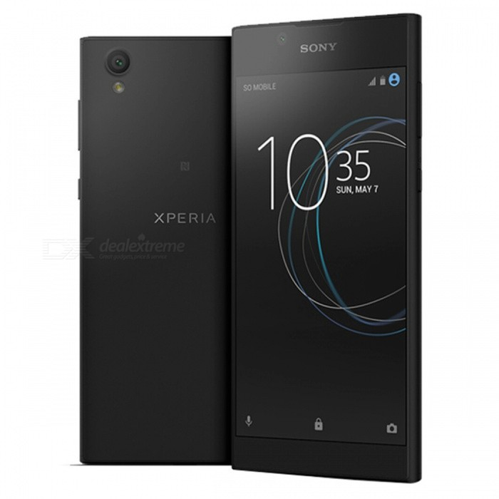 Sony Xperia G3311 L1 Quad-Core 5.5 Smart Phone with 2GB RAM, 16GB ROM - BlackAndroid Phones<br>ColorBlackRAM2GBROM16GBBrandSONYModelG3311Quantity1 setMaterialMetal + GlassShade Of ColorBlackTypeBrand NewPower AdapterUS PlugTime of Release2017Network Type2G,3G,4GBand DetailsGSM850/900/1800/1900; UMTS2100 (B1), UMTS1900 (B2), UMTS850 (B5), UMTS900 (B8); LTE2100 (B1), LTE1900 (B2), LTE1800 (B3), LTE850 (B5), LTE2600 (B7), LTE900 (B8), LTE800 (B20)Data TransferGPRS,HSDPA,EDGE,LTE,HSUPAWLAN Wi-Fi 802.11 a,b,g,n,Others,Wi-Fi Direct, Wi-Fi TetheringSIM Card TypeNano SIMSIM Card Quantity1Network StandbySingle StandbyGPSYes,A-GPSNFCYesBluetooth VersionBluetooth V4.2Operating SystemAndroid 7.xCPU ProcessorMediaTek MT6737T, 2016, 64 bit, quad-core, 28 nm, ARM Mali-T720 GPUCPU Core QuantityQuad-CoreGPUARM Mali-T720MP2LanguageNot SpecifyAvailable Memory8.4GBSize Range5.5 inches &amp; OverTouch Screen TypeYesScreen Resolution1280*720MultitouchOthers,YesScreen Size ( inches)5.5Camera type2 x CamerasCamera Pixel13.0MPFront Camera Pixels5.0 MPVideo Recording Resolution1920x1080 pixel, 30 fpsFlashYesAuto FocusPD AFTouch FocusYesOther Camera FunctionsHDR photo, Macro mode, Panorama Photo, Face detection, Face tagging, Smile detection, Face retouchTalk Time- hourStandby Time- hourBattery Capacity2620 mAhfeaturesWi-Fi,GPS,FM,Bluetooth,NFCSensorProximity,Compass,Accelerometer,Others,Hall sensor, Light sensorWaterproof LevelOthers,YesDust-proof LevelYesI/O Interface3.5mm,USB Type-cReference Websites== Will this mobile phone work with a certain mobile carrier of yours? ==Packing List1 x Cell Phone1 x Power Adapter1 x USB Charging Cable1 x User Manual<br>