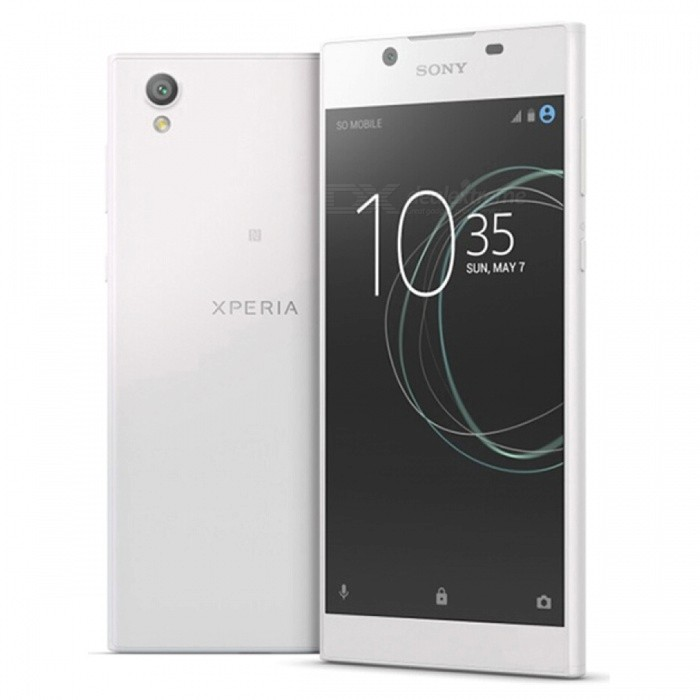 Sony Xperia G3312 L1 Dual SIM 5.5 Smart Phone with 2GB RAM, 16GB ROM - WhiteAndroid Phones<br>ColorWhiteRAM2GBROM16GBBrandSONYModelG3312Quantity1 setMaterialMetal + GlassShade Of ColorWhiteTypeBrand NewPower AdapterUS PlugTime of Release2017Network Type2G,3G,4GBand DetailsGSM850/900/1800/1900; UMTS2100 (B1), UMTS1900 (B2), UMTS850 (B5), UMTS900 (B8); LTE2100 (B1), LTE1900 (B2), LTE1800 (B3), LTE850 (B5), LTE2600 (B7), LTE900 (B8), LTE800 (B20)Data TransferGPRS,HSDPA,EDGE,LTE,HSUPAWLAN Wi-Fi 802.11 a,b,g,n,Others,Wi-Fi Direct, Wi-Fi TetheringSIM Card TypeNano SIMSIM Card Quantity2Network StandbyDual Network StandbyGPSYes,A-GPSNFCYesBluetooth VersionBluetooth V4.2Operating SystemAndroid 7.xCPU ProcessorMediaTek MT6737T, 2016, 64 bit, quad-core, 28 nm, ARM Mali-T720 GPUCPU Core QuantityQuad-CoreGPUARM Mali-T720MP2LanguageNot SpecifyAvailable Memory8.4GBSize Range5.5 inches &amp; OverTouch Screen TypeYesScreen Resolution1280*720MultitouchOthers,YesScreen Size ( inches)5.5Camera type2 x CamerasCamera Pixel13.0MPFront Camera Pixels5.0 MPVideo Recording Resolution1920x1080 pixel, 30 fpsFlashYesAuto FocusPD AFTouch FocusYesOther Camera FunctionsHDR photo, Macro mode,  Panorama Photo, Face detection, Face tagging, Smile detection, Face retouchTalk Time- hourStandby Time- hourBattery Capacity2620 mAhfeaturesWi-Fi,GPS,FM,Bluetooth,NFCSensorCompass,Accelerometer,Others,Hall sensor, Light sensorWaterproof LevelOthers,YesDust-proof LevelYesI/O Interface3.5mm,USB Type-cReference Websites== Will this mobile phone work with a certain mobile carrier of yours? ==Packing List1 x Cell Phone1 x Power Adapter1 x USB Charging Cable1 x User Manual<br>