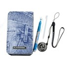 BlackHorns Jeans Soft Pouch for NDS Lite