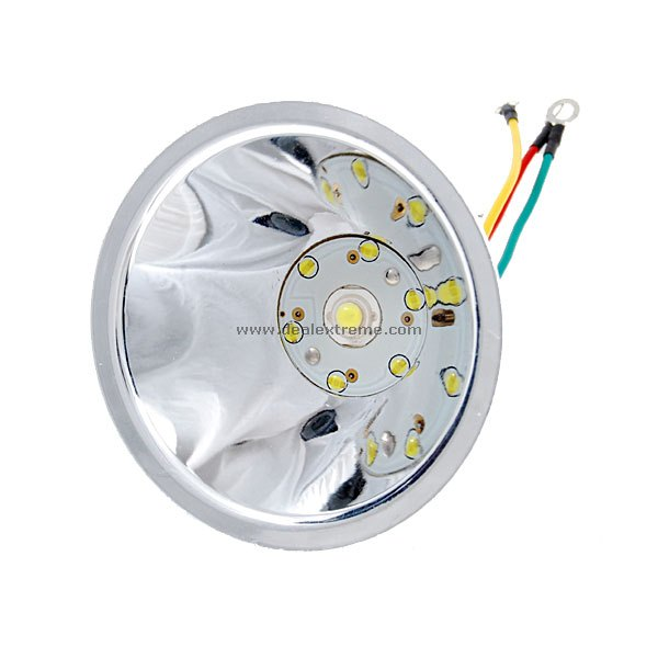 1W 6+1-LED 3.6V Miners Headlamp Module (Emitters included)